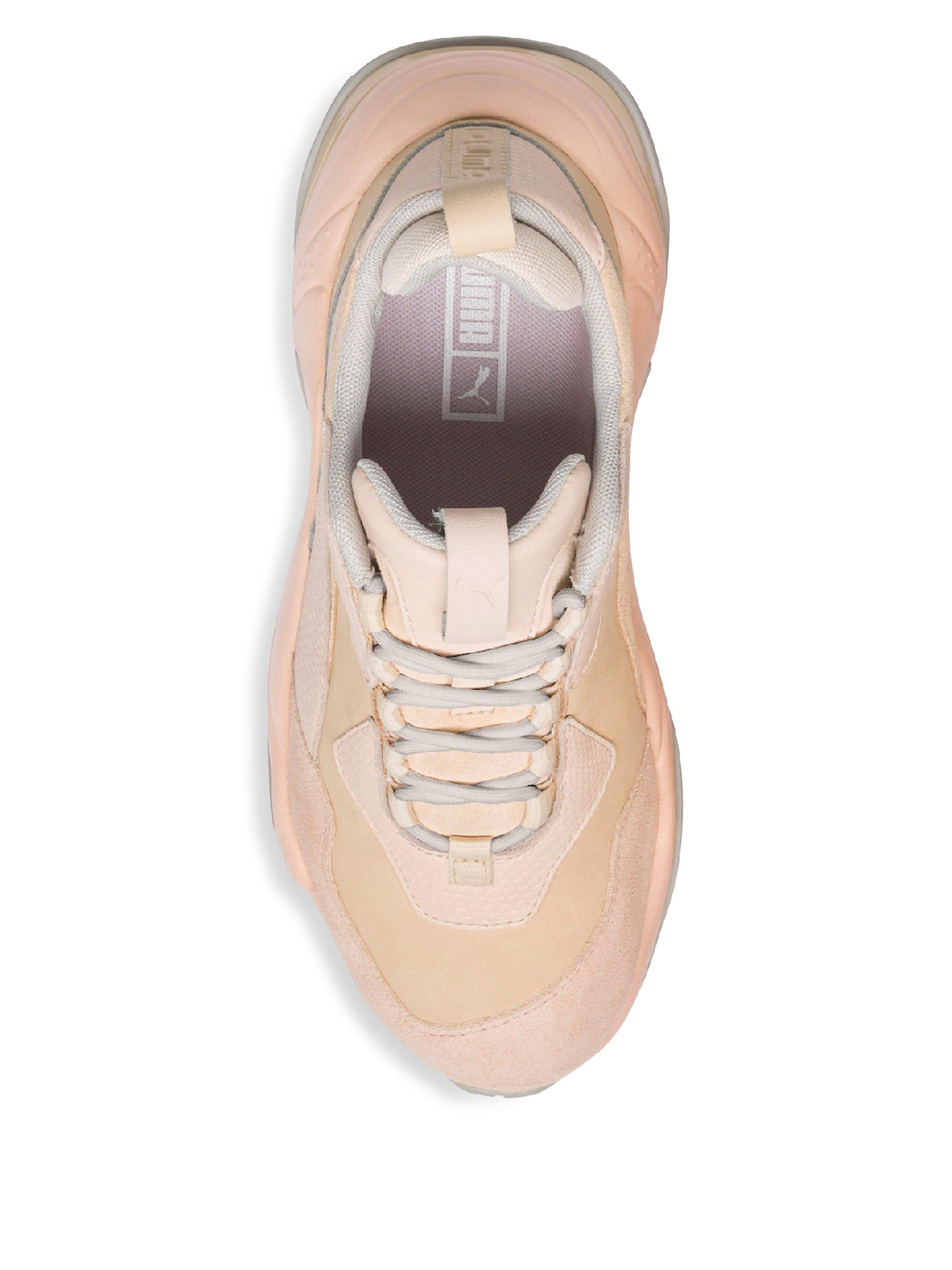 96004686d83 PUMA Thunder Desert Sneakers in Natural - Save 69% - Lyst