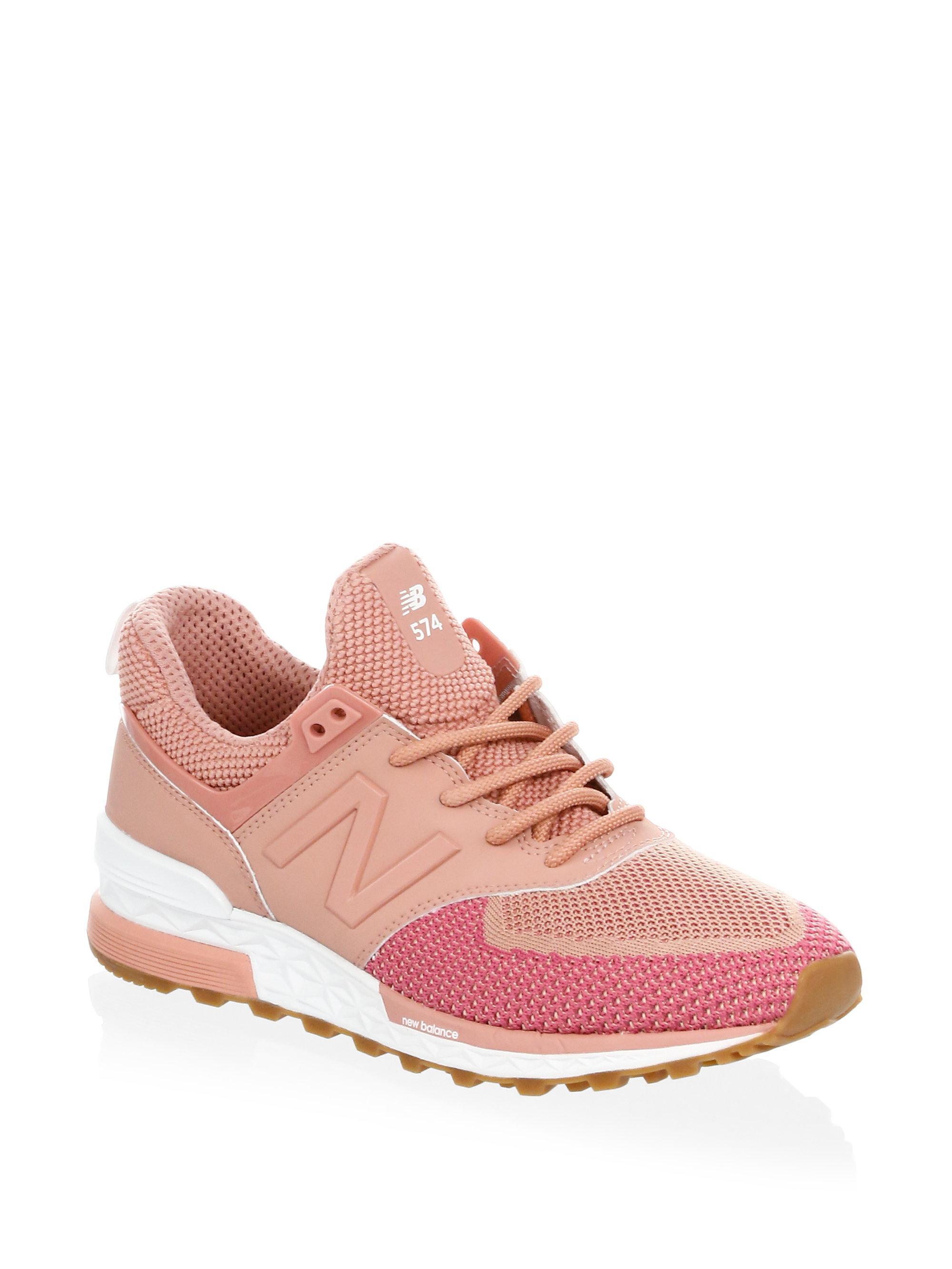 New Balance Fabric Low-Top Sneakers ZtX0F