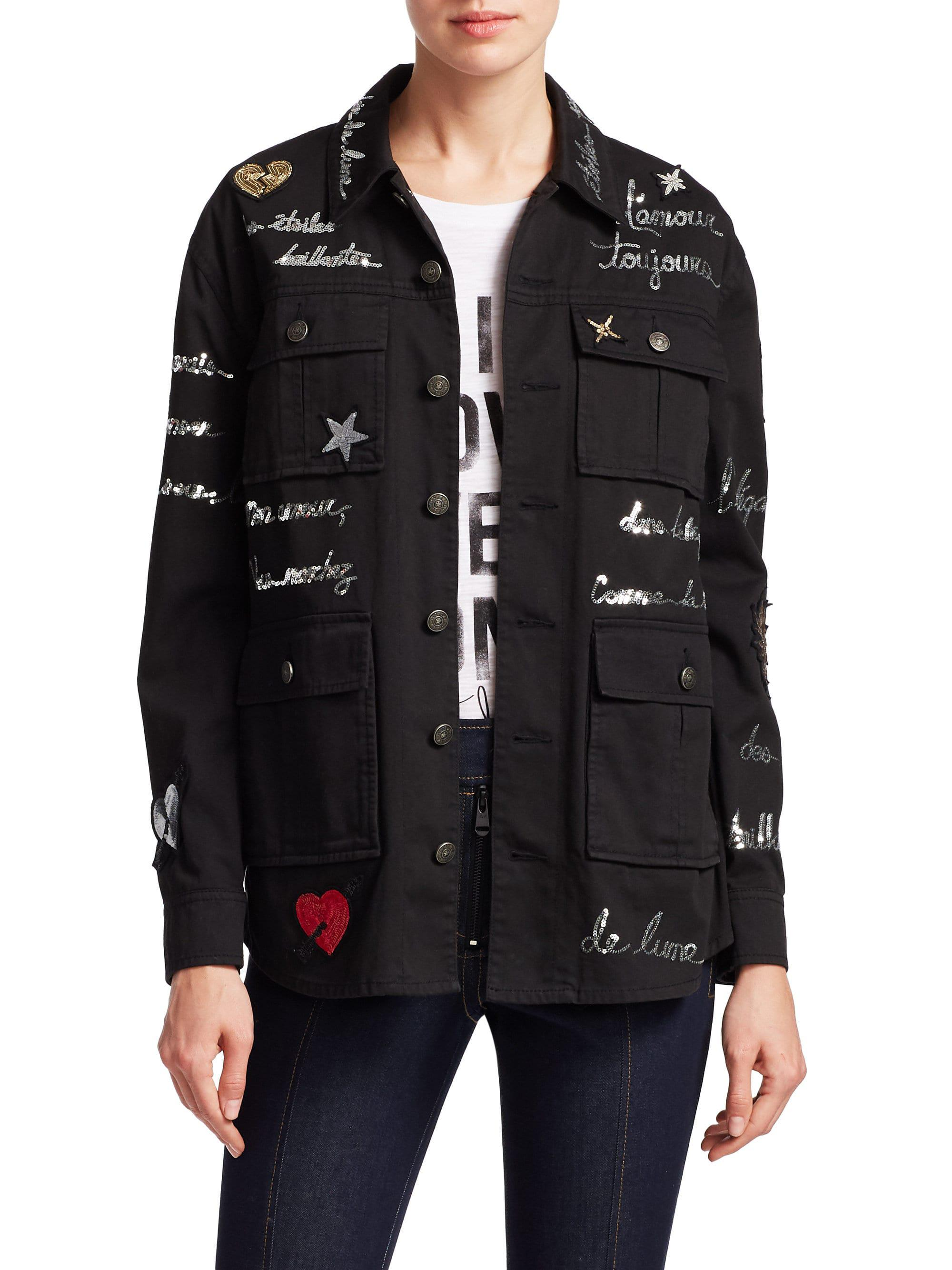 Image result for cinq a sept love letter jacket
