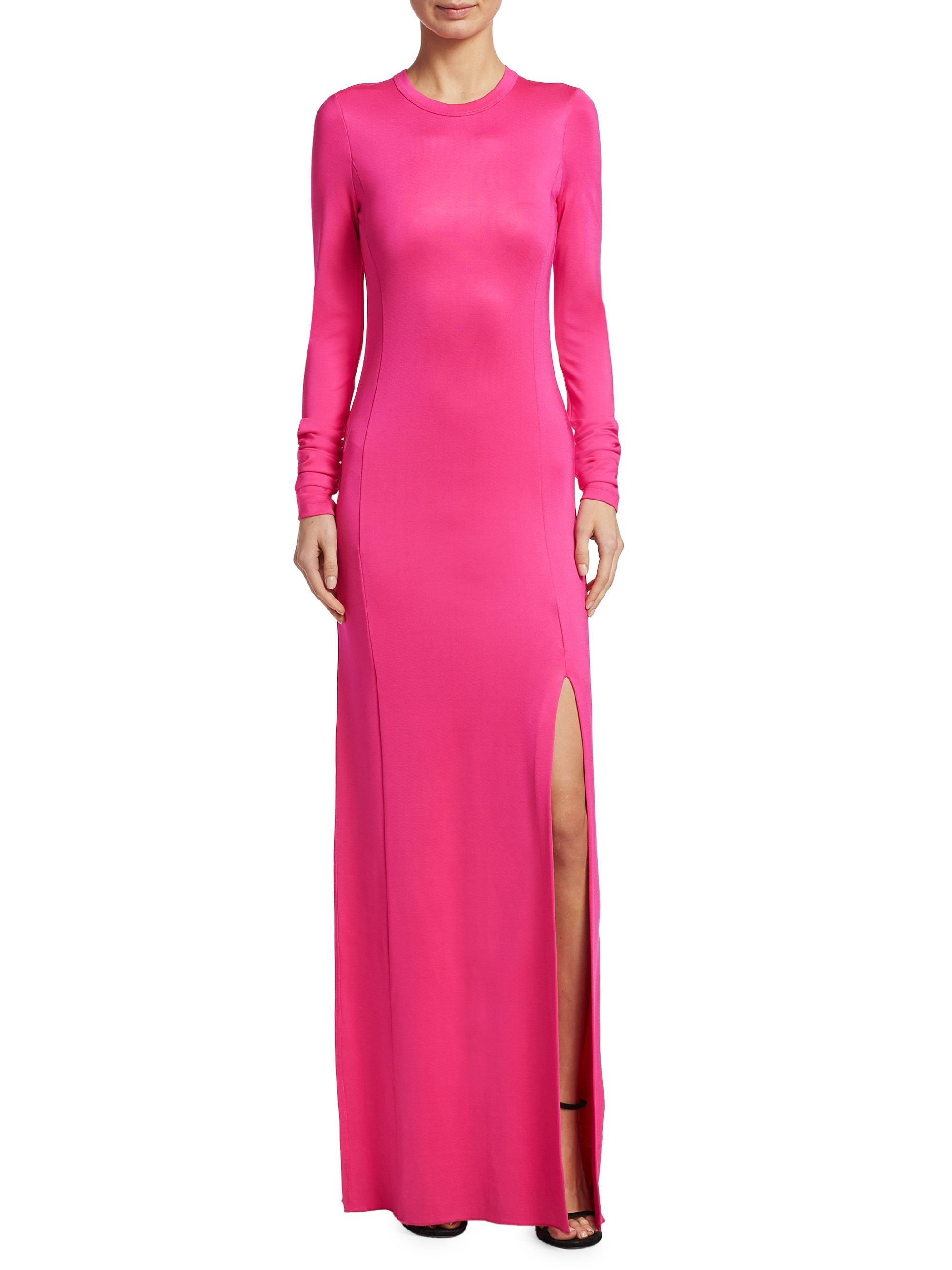 Lyst - Elizabeth And James Fallon Gown In Pink in Pink - Save 56%