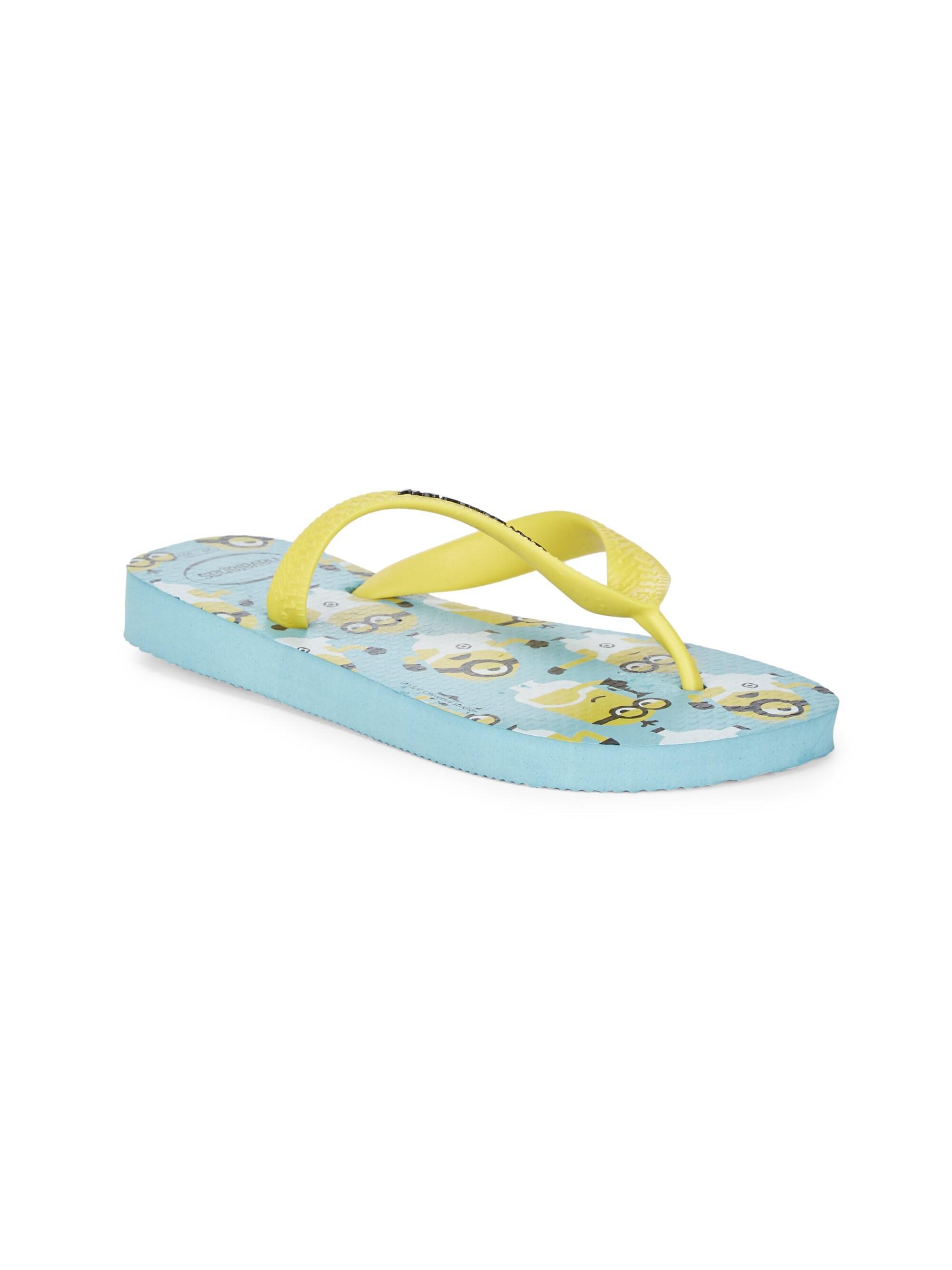 801aca7ba Lyst - Havaianas Kid s Minions Flip-flops in Blue for Men