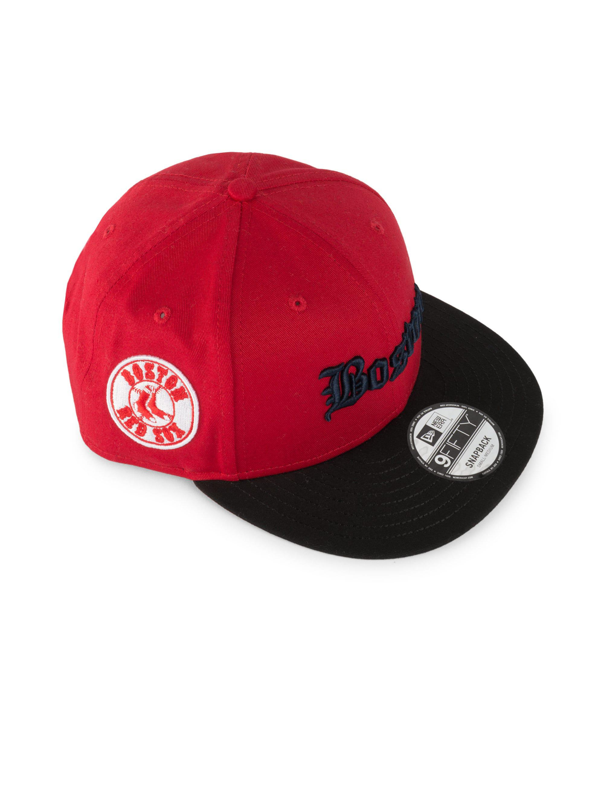 b0aec11e291 Marcelo Burlon Boston Red Sox Baseball Cap in Red for Men - Lyst