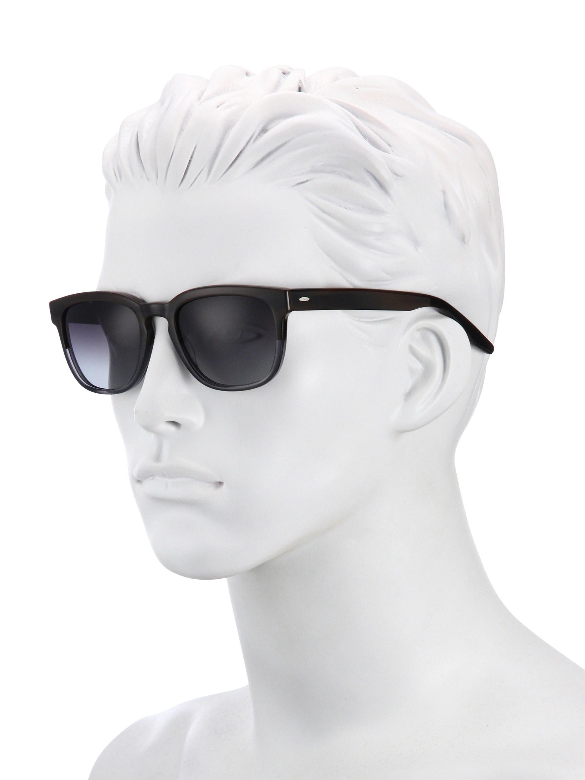 c4fcf524d56 Barton Perreira - Multicolor Coltrane Mudsli 54mm Wayfarer Sunglasses for  Men - Lyst. View fullscreen