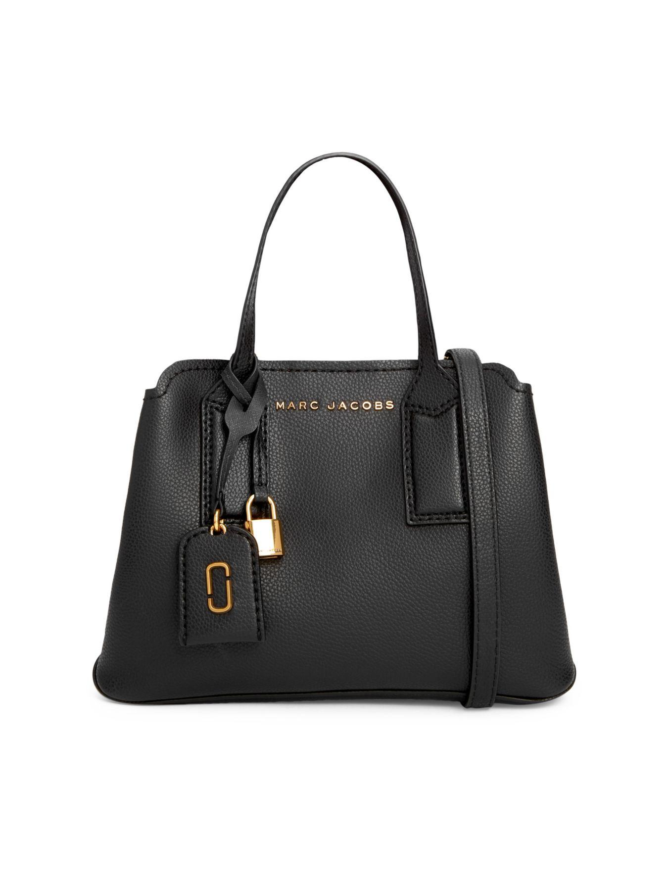 Marc Jacobs The Editor Black Leather Tote Bag Save 22