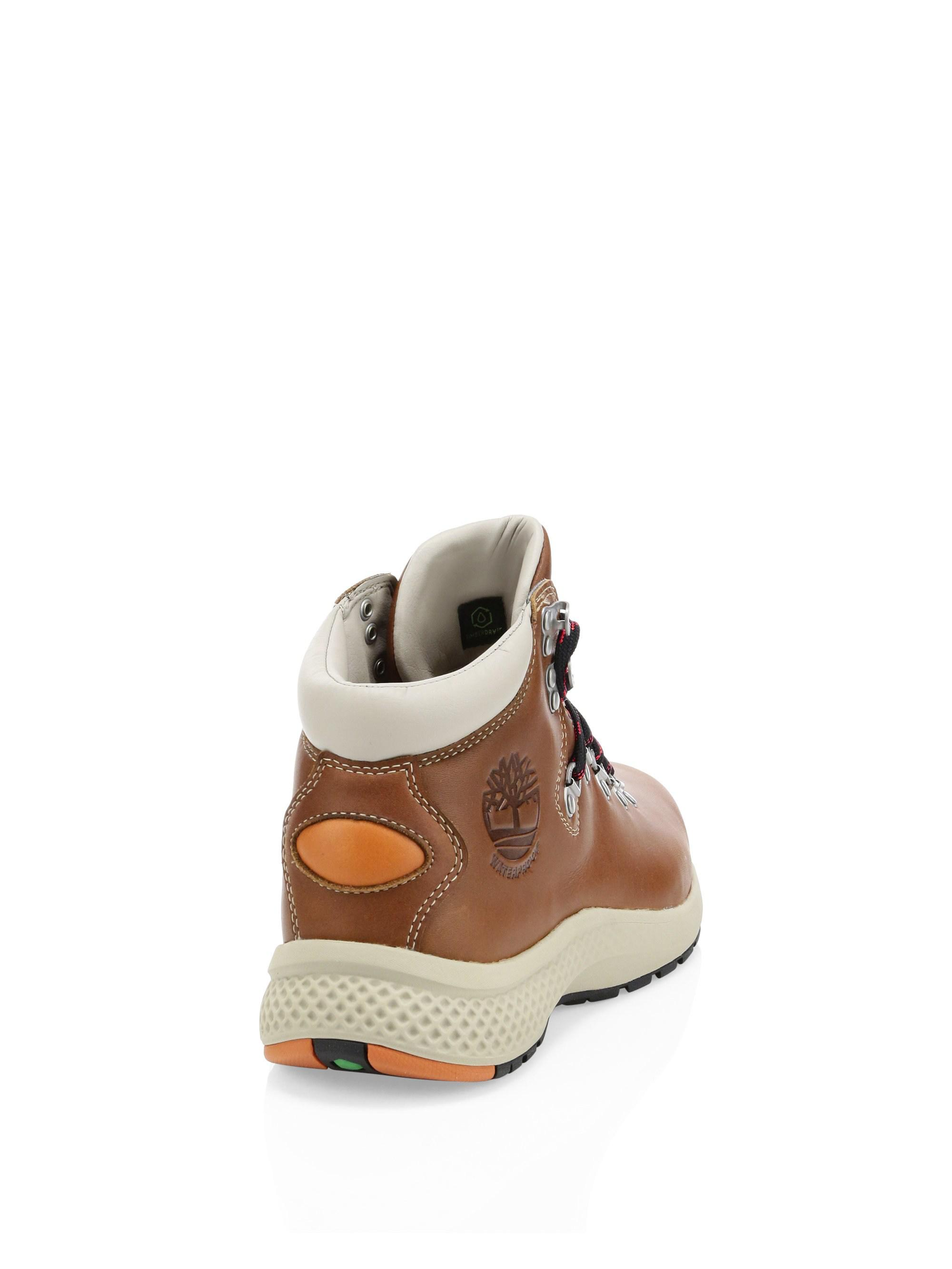 f6dafee9a25 Timberland Aerocore 1978 Hiker Waterproof Boots in Brown for Men - Lyst