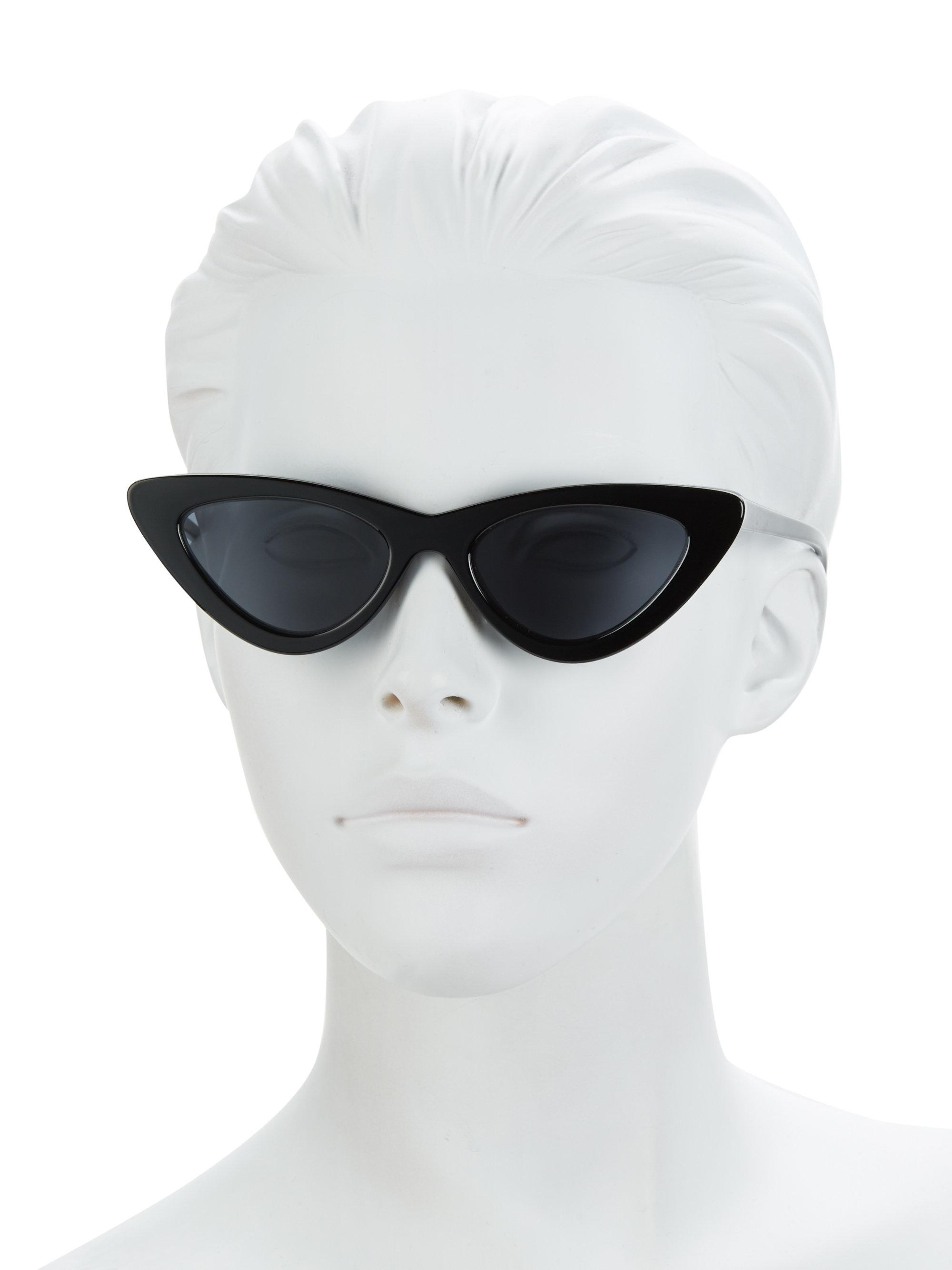 422c7677ce1 ... The Last Lolita Black Sunglasses - Lyst. View fullscreen