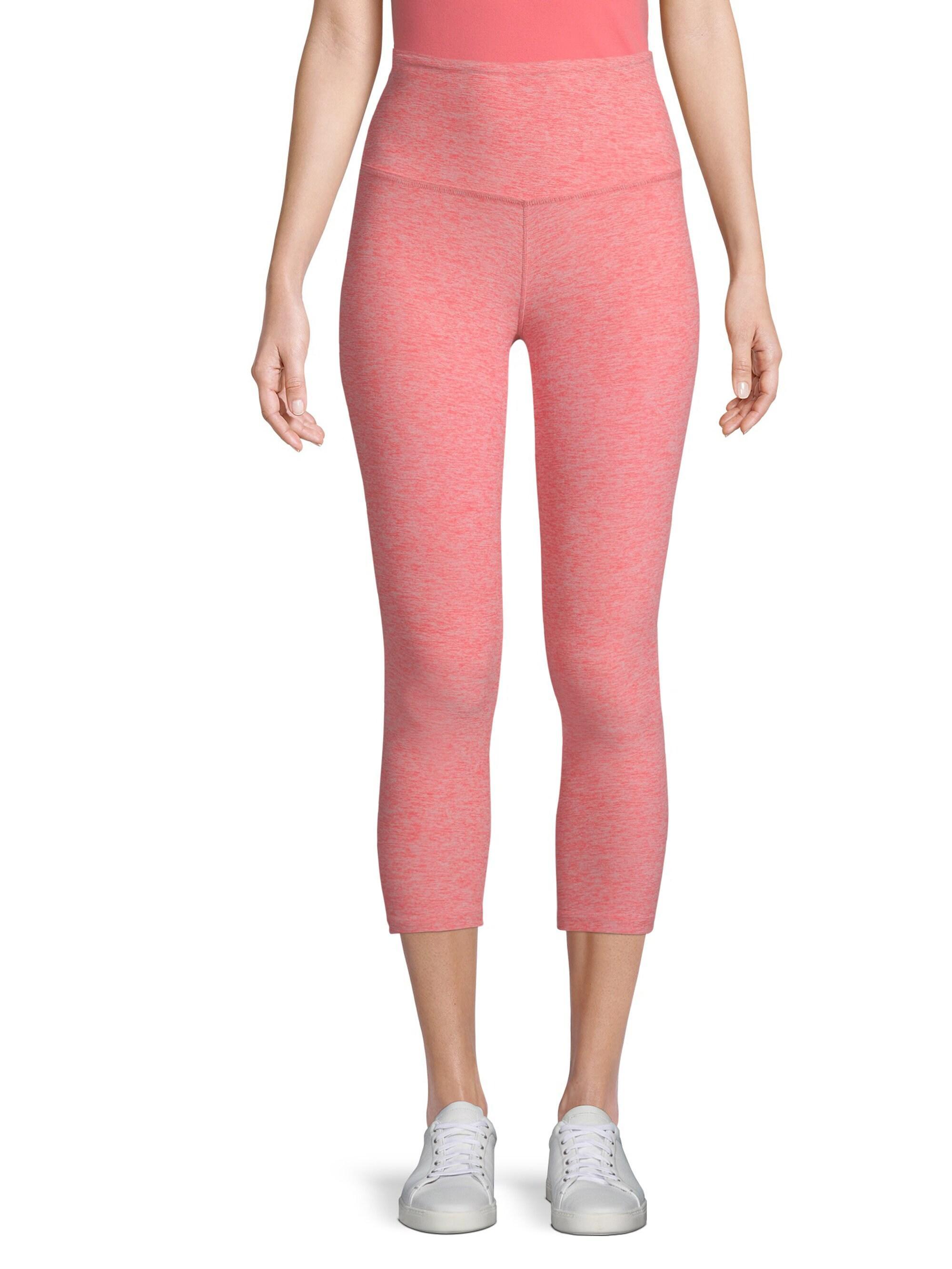 ab2e015803 Beyond Yoga Spacedye Walk And Talk High-waist Capri Leggings in Pink ...
