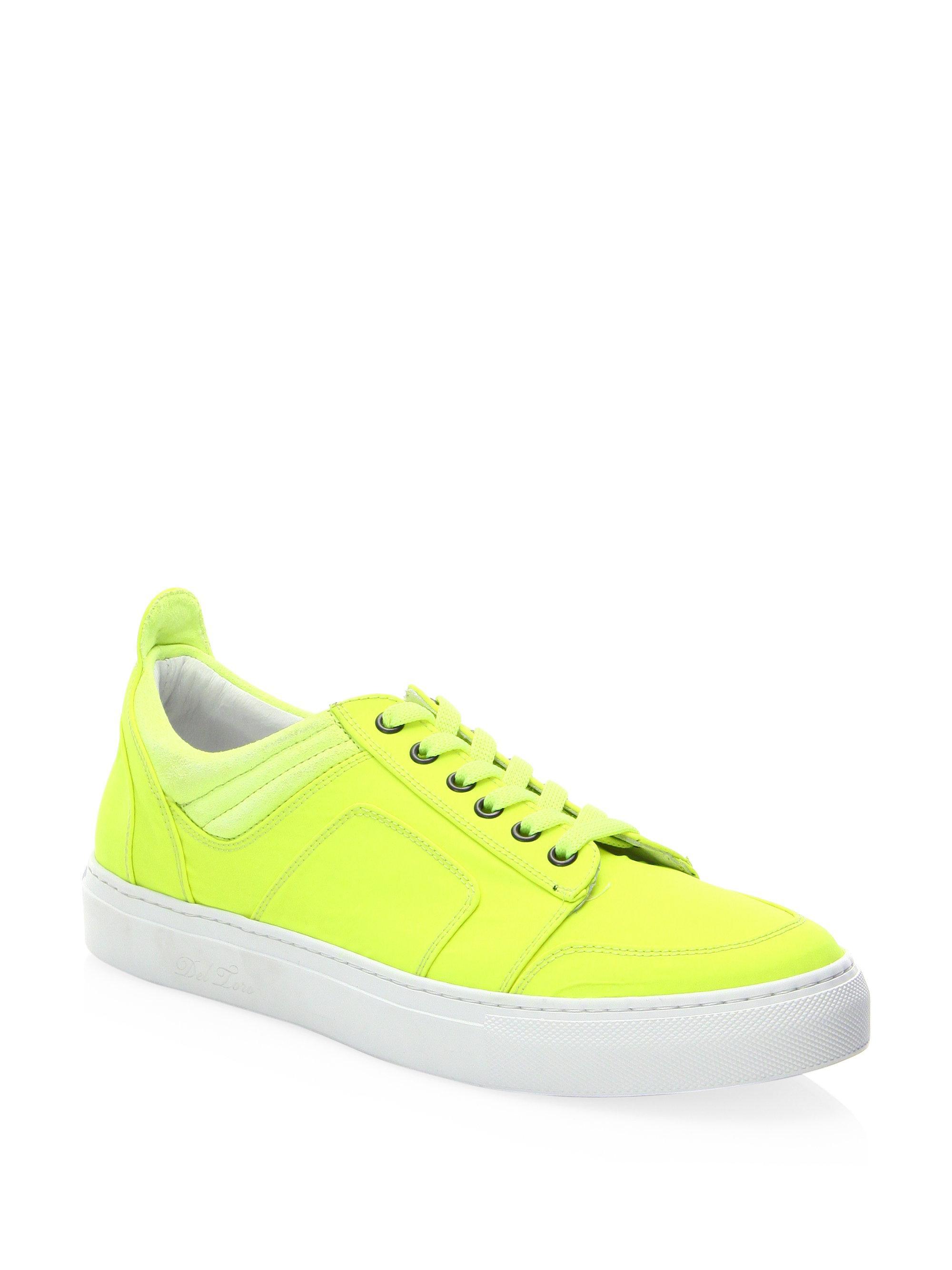 DEL TORO Neon Boxing Sneakers YaxYt1EJ