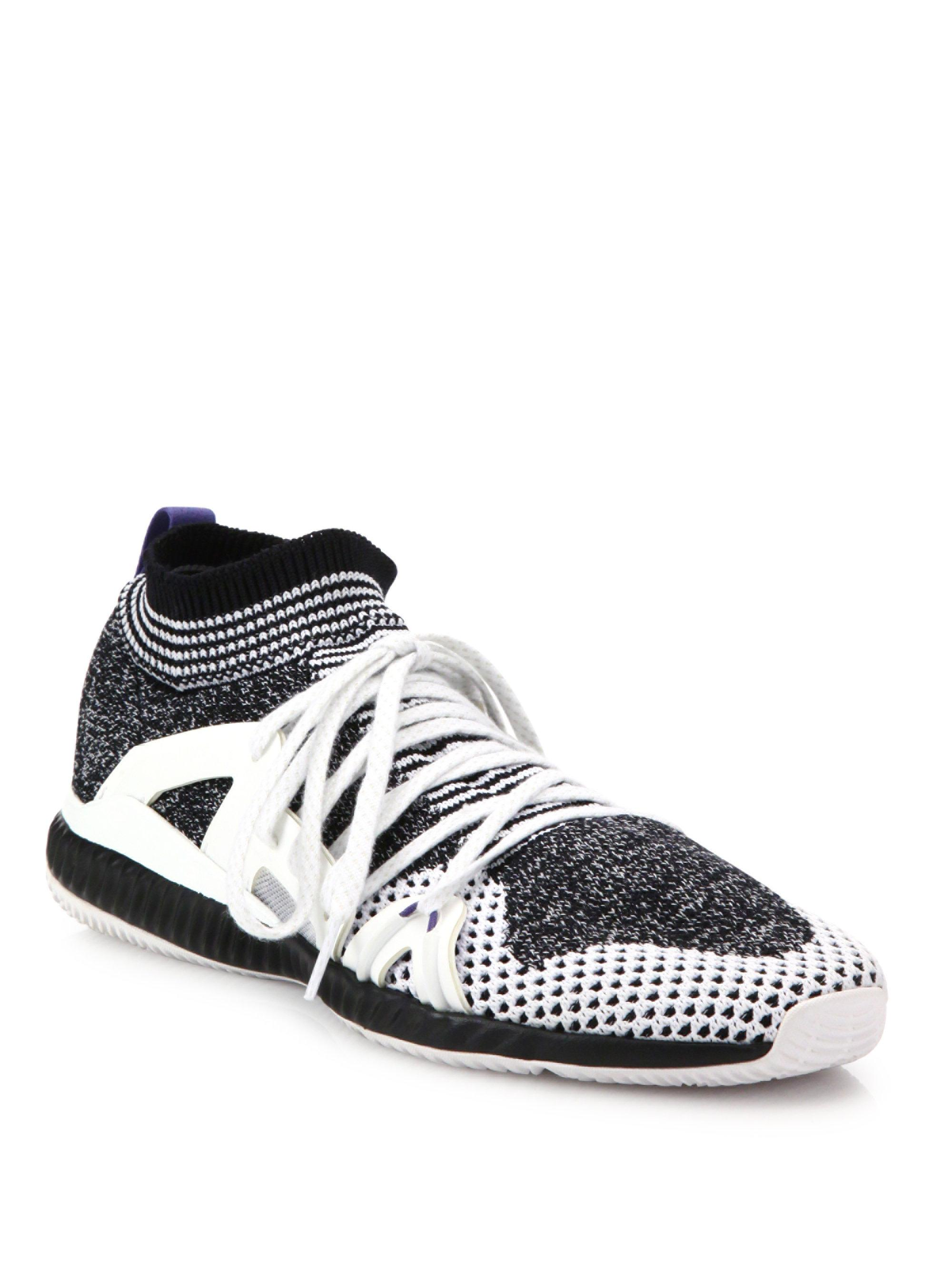 6311f6563 adidas By Stella McCartney Women s Crazymove Bounce Trainer Sneakers ...