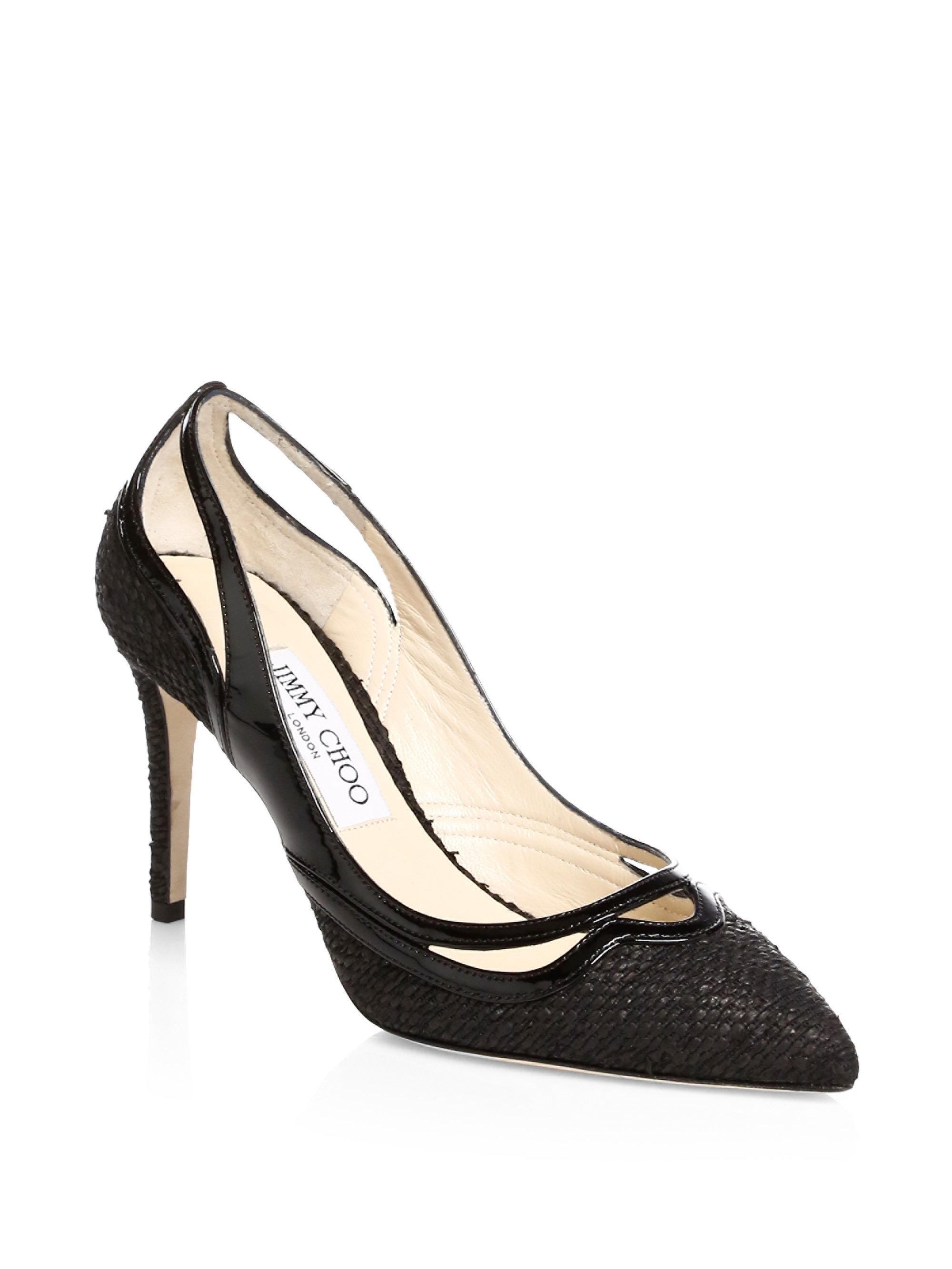 Jimmy choo Hickory Point-Toe Pumps