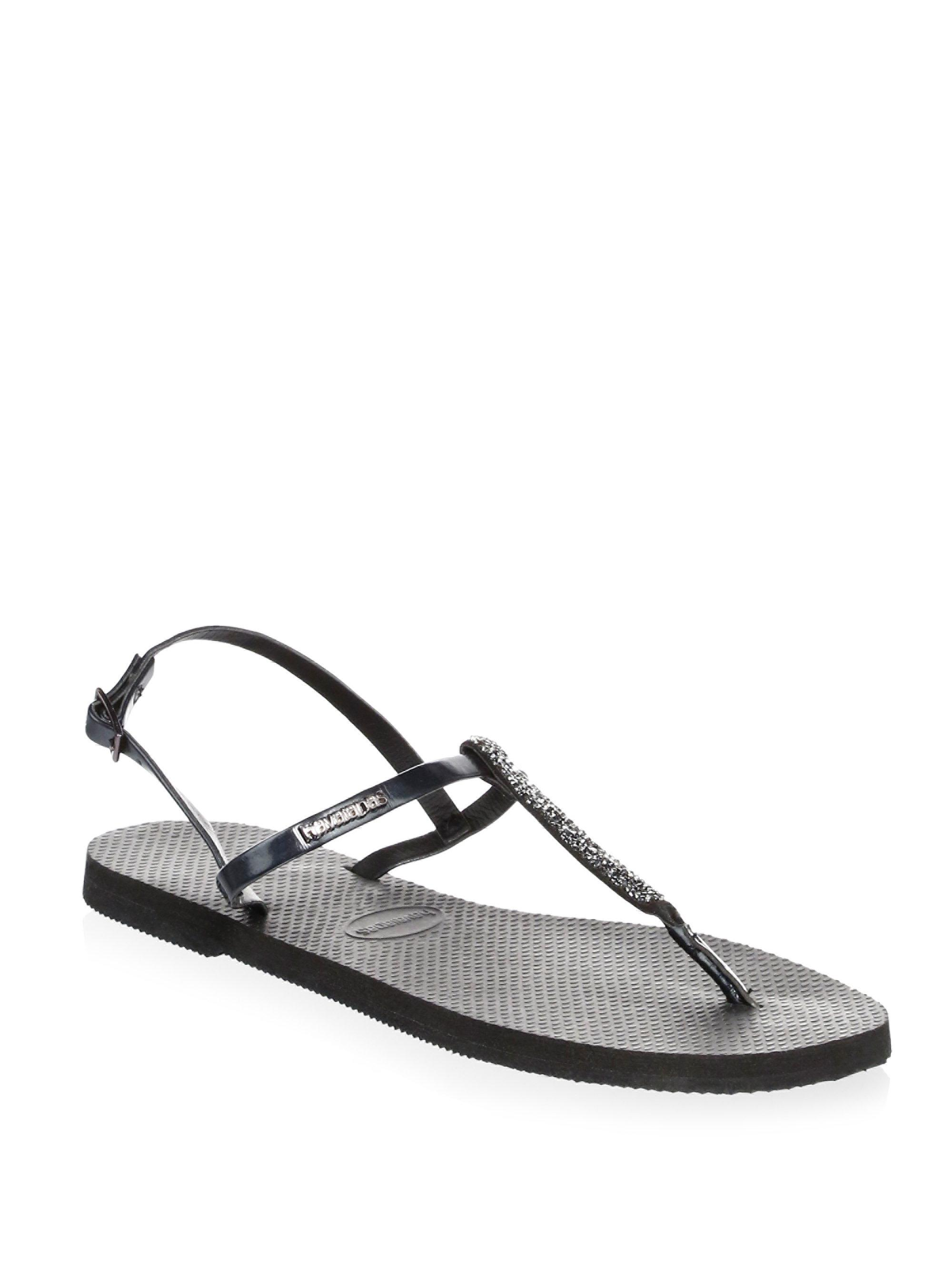 Havaianas You Riviera Crystal Sandals DfwW0d0