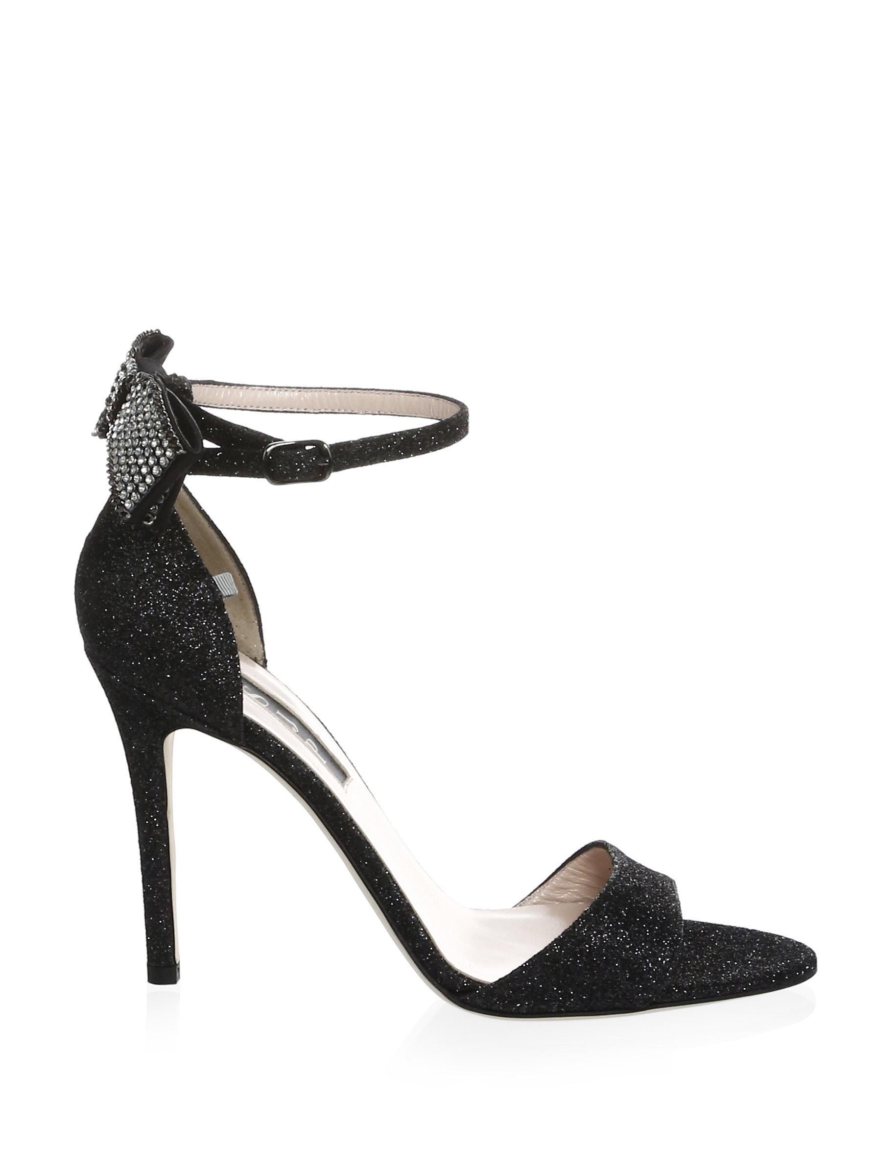 Sjp Encore Bis Stiletto Sandals LKiob