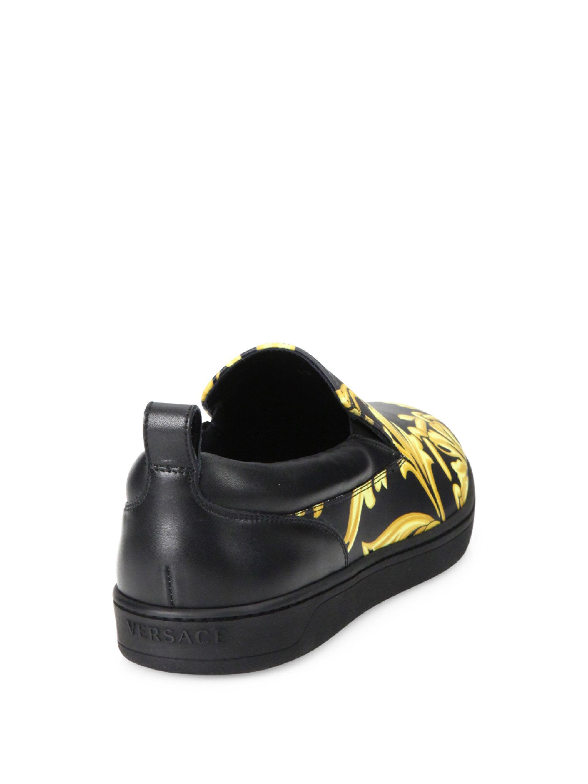 Versace Sneakers Saks   Mount Mercy University d7c8ec4345