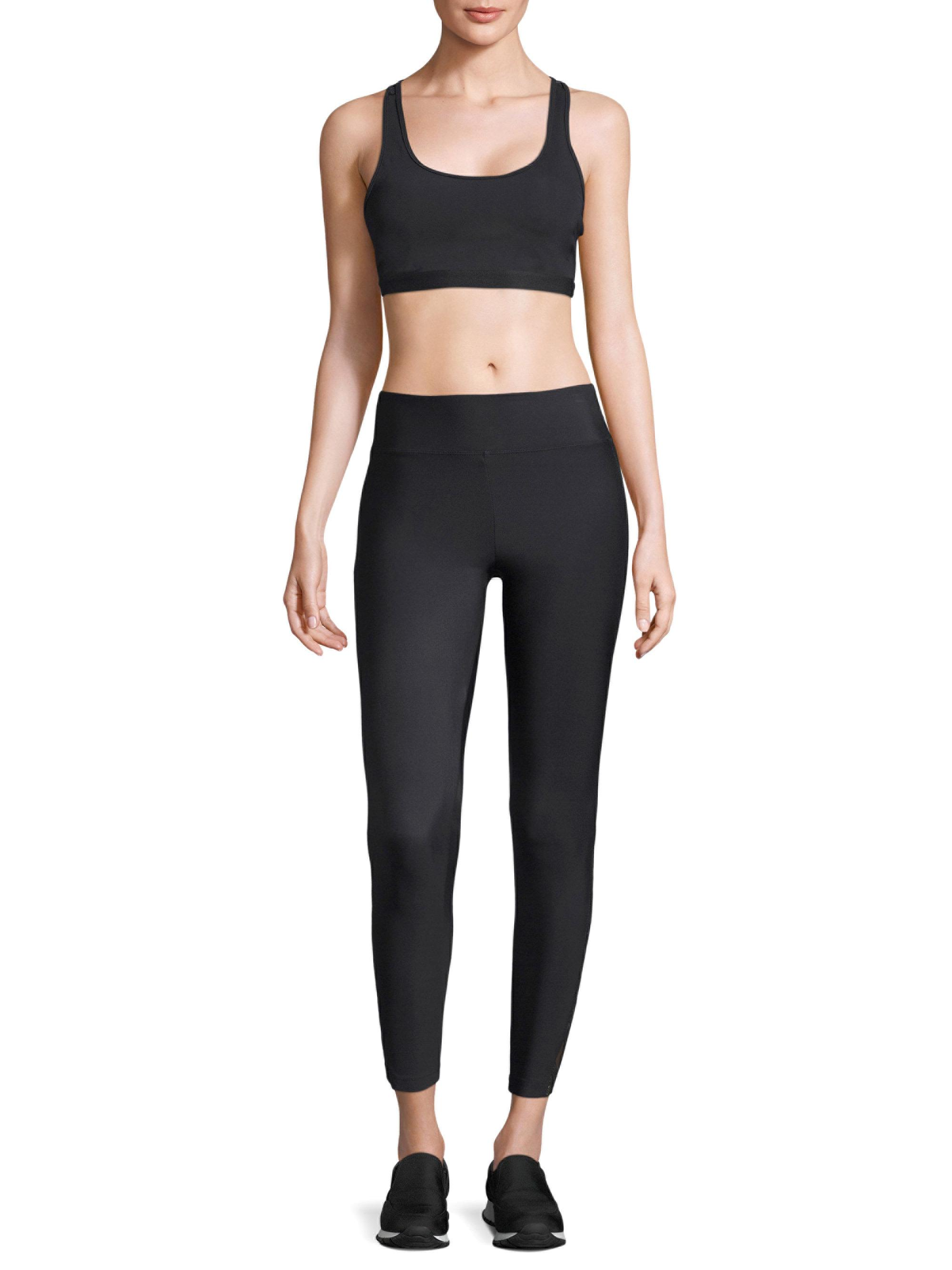 7e6478c526 Lyst - Koral Posture Sports Bra in Black