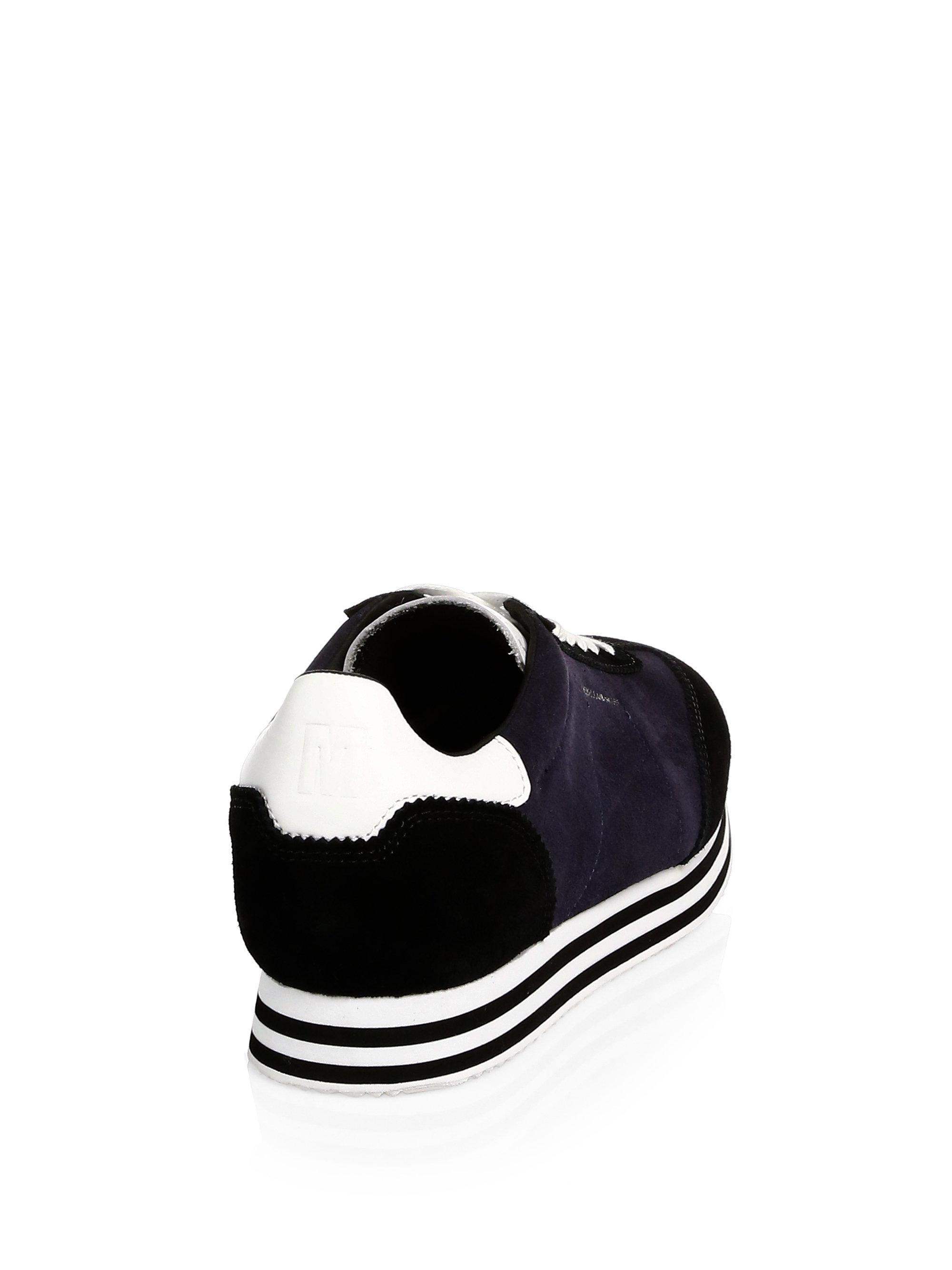 Rebecca Minkoff Susanna Suede Sneakers RX0tW