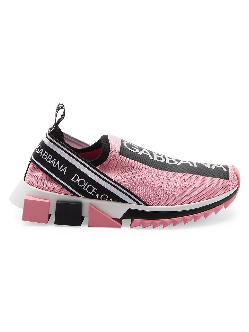 dolce & gabbana shoes pink