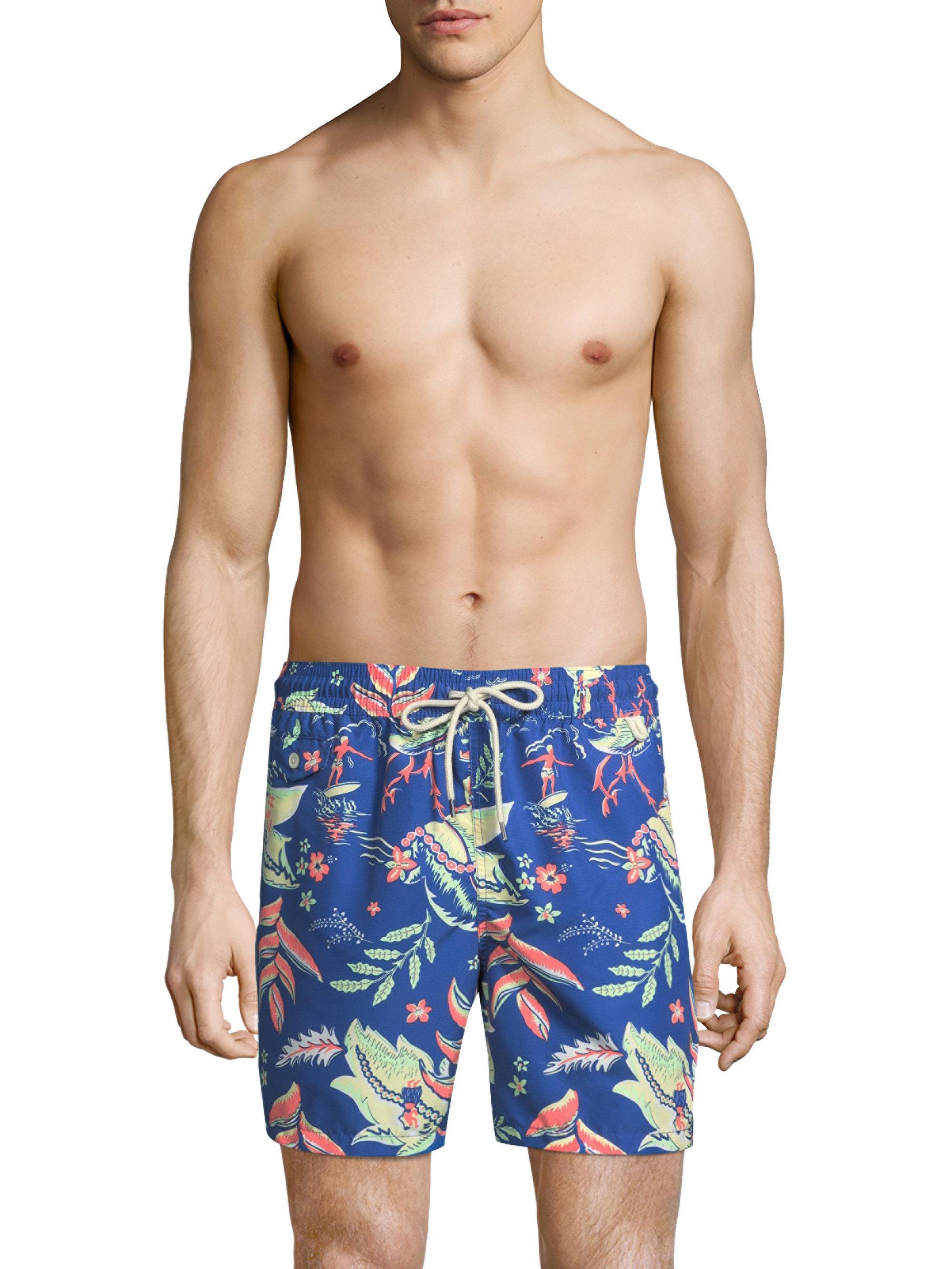 dea0103274 ... cheapest ralph lauren polo mens swim trunks board shorts bab7c 46722