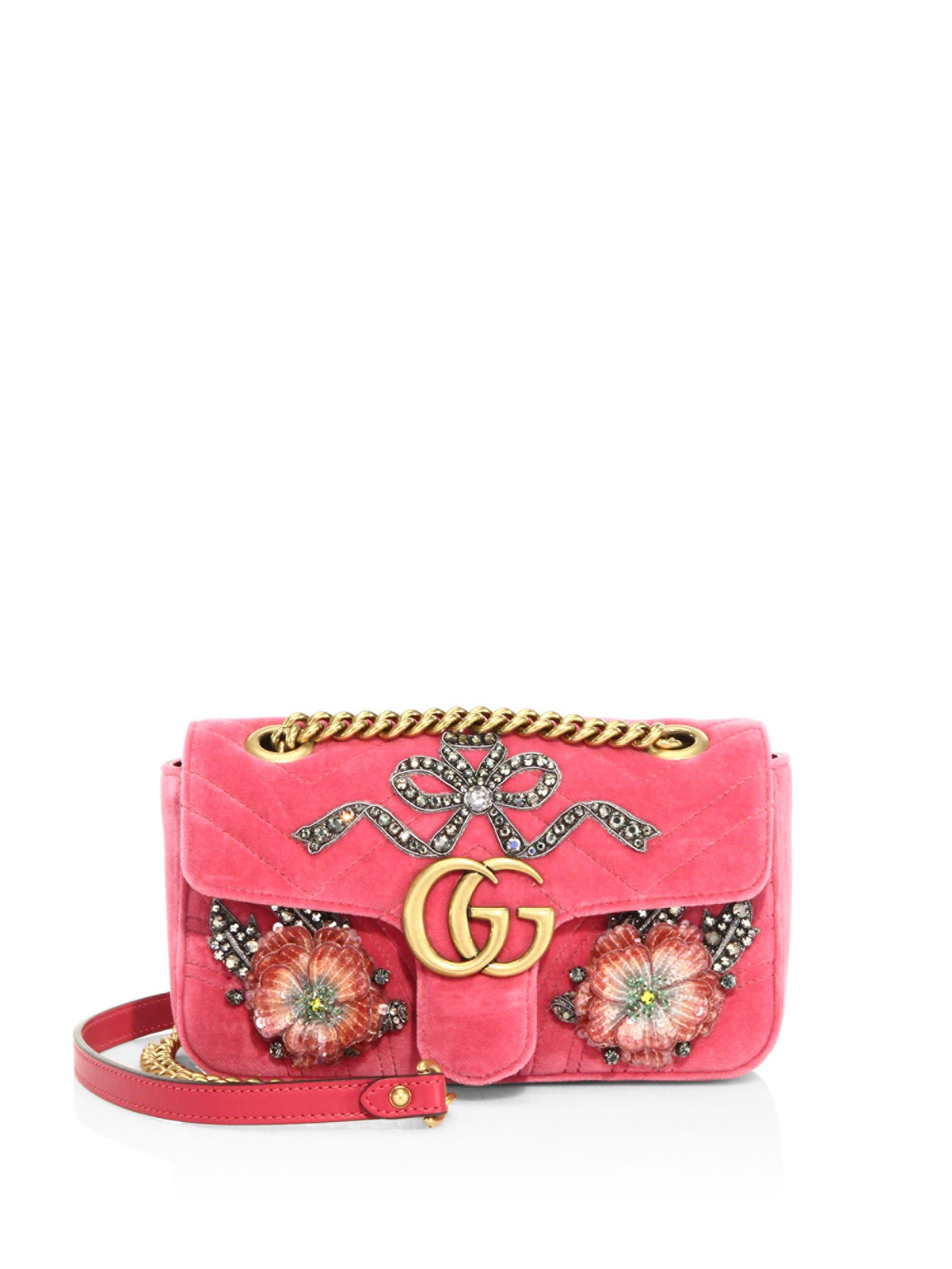 d8c4da6b3af946 Gg Marmont Velvet Small Shoulder Bag Price   The Art of Mike Mignola