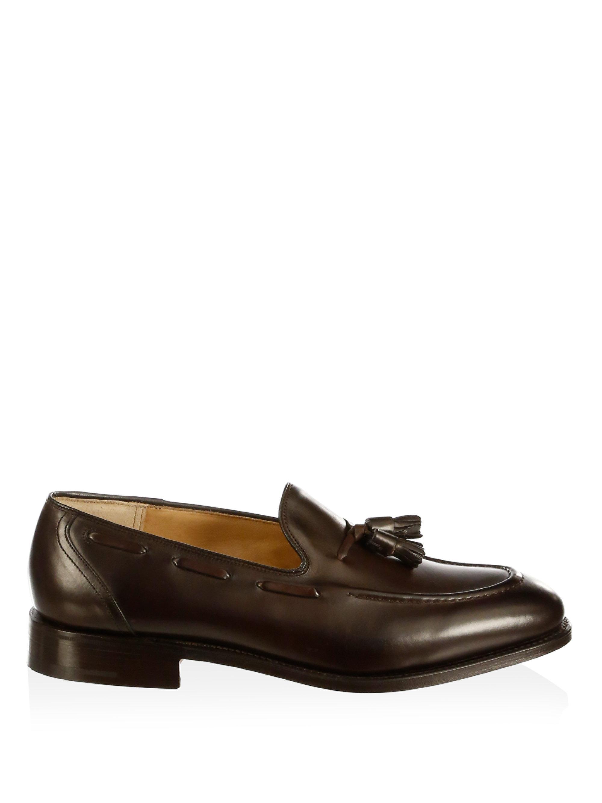 Church'sPortmore Leather Loafers oCoXq