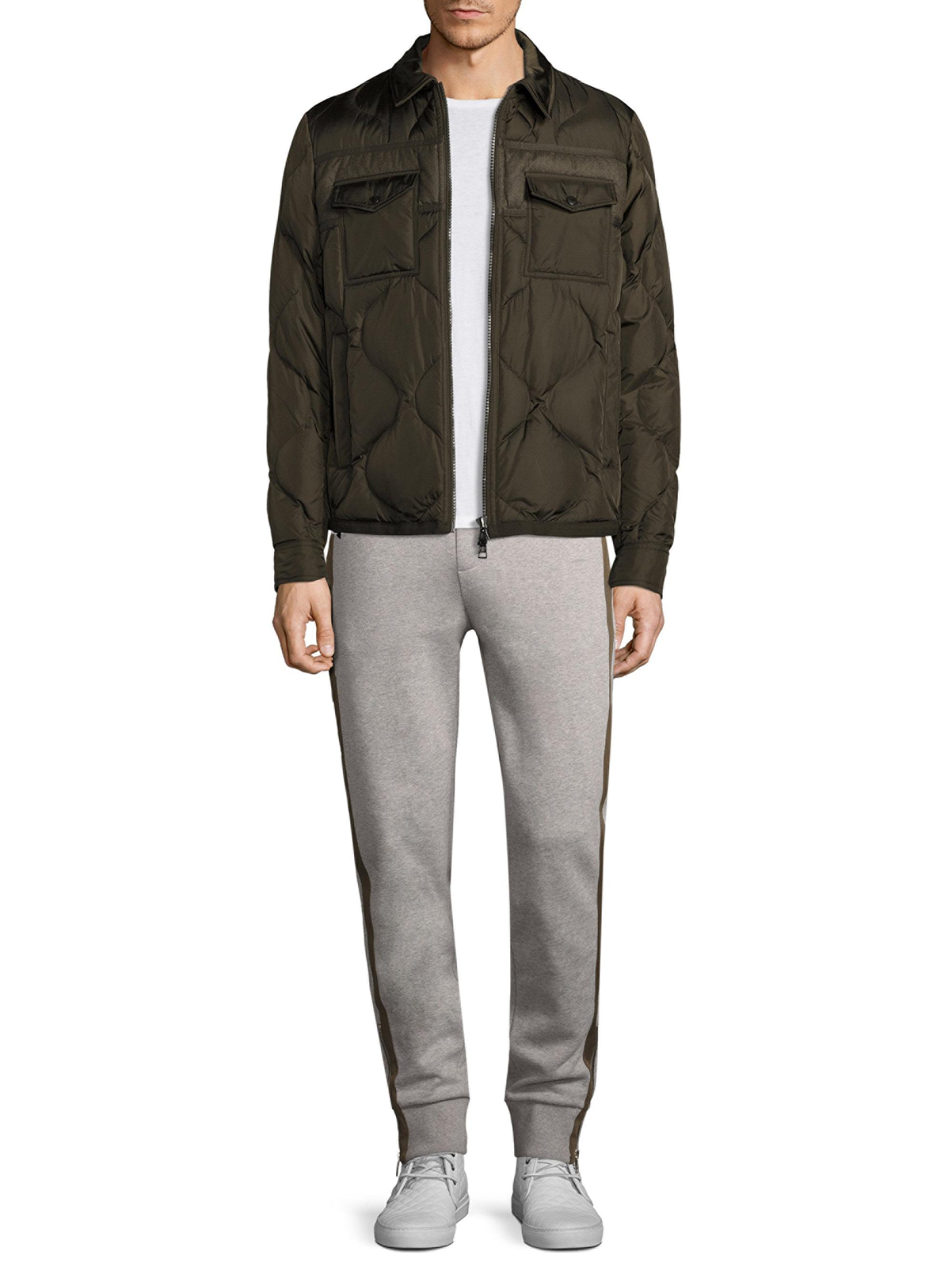 moncler stephan quilted jacket