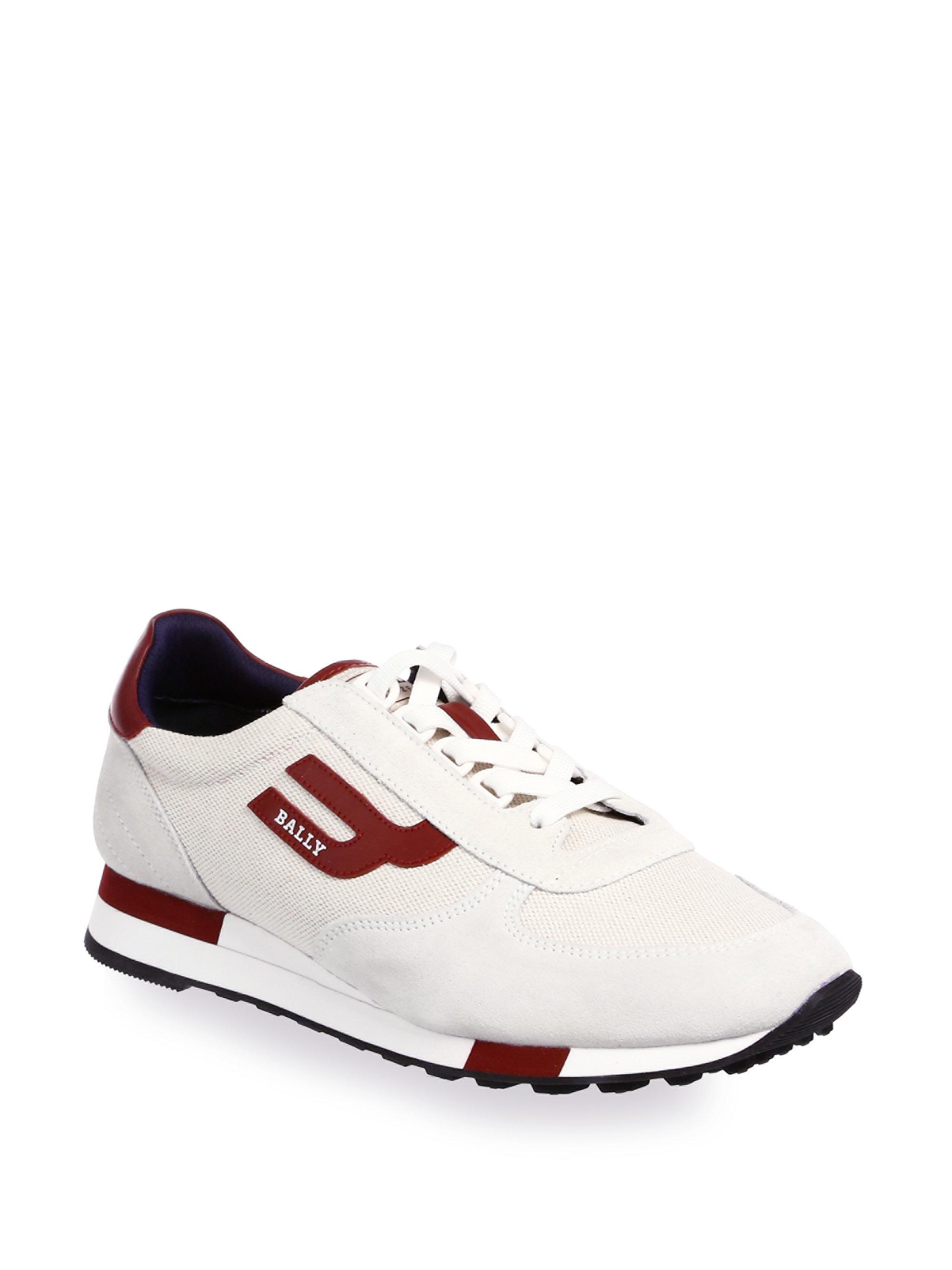 BallyGavino Retro Runner Sneakers S7ZBAh7OXD