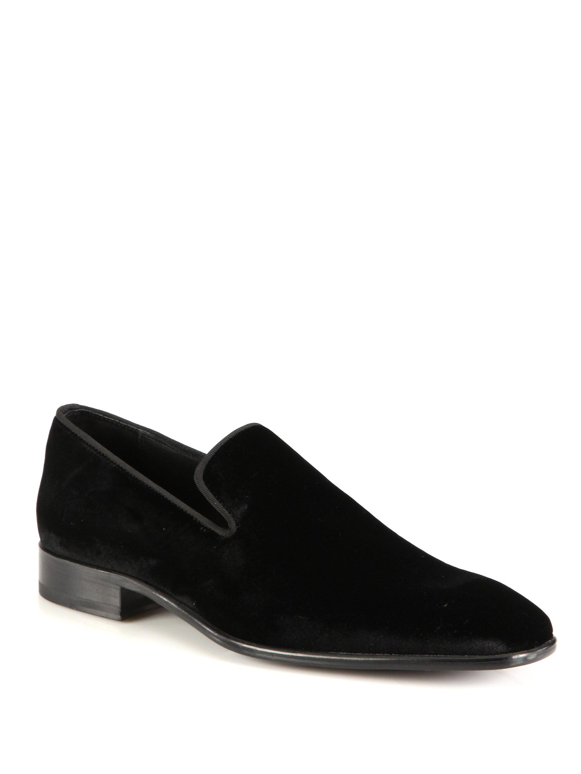 Saks Fifth AvenueCOLLECTION BY MAGNANNI Tri-Media Penny Loafers MAuuNF