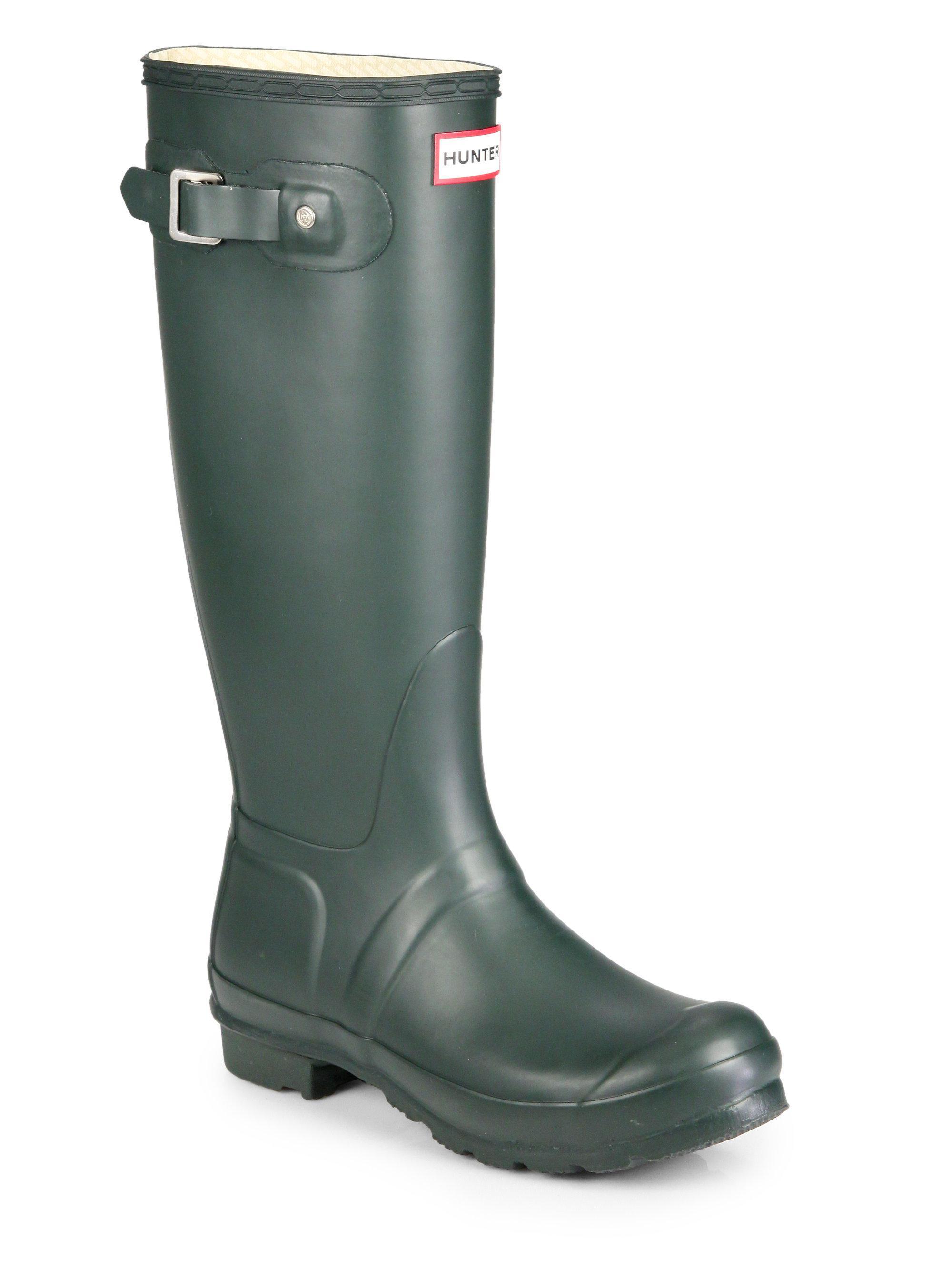 794afabb7c6 Women's Green Original Tall Matte Rain Boots
