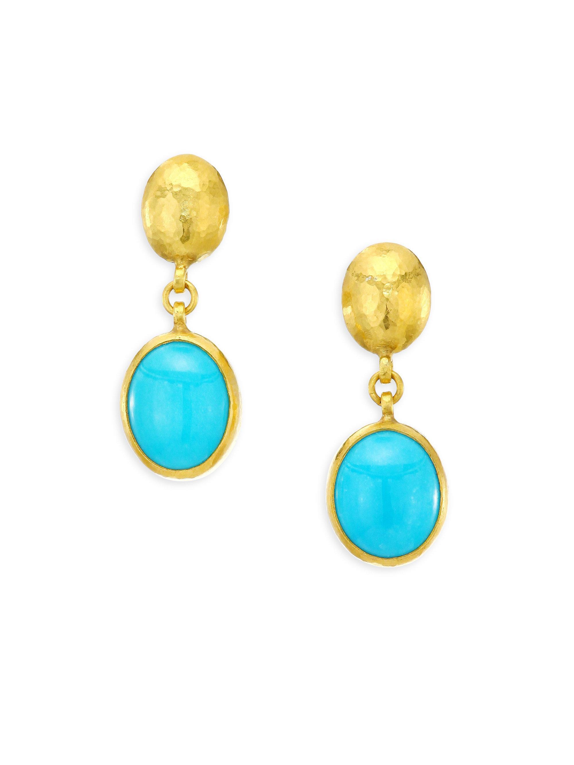 Gurhan Amulet Hue Drop Earrings cWYUlIkH