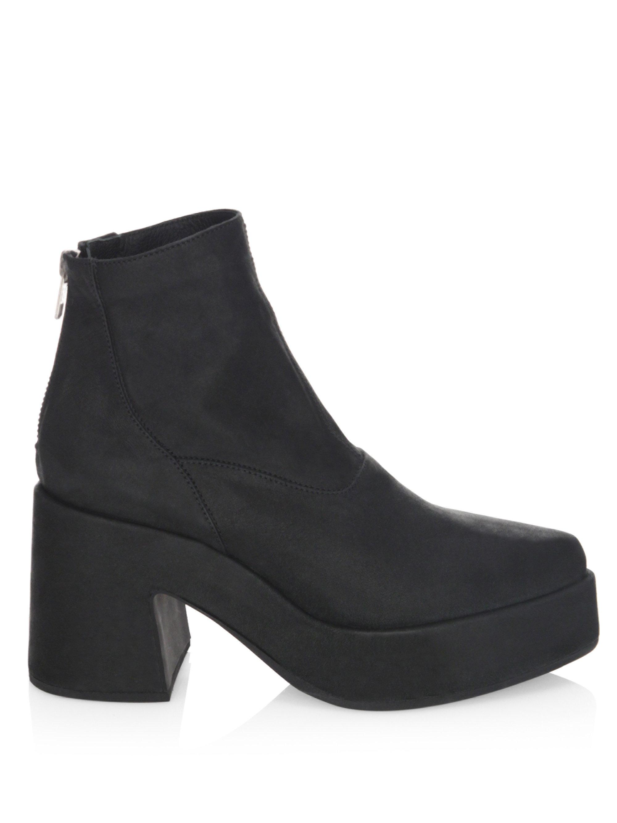 LD Tuttle The Door Suede Platform Boots lGXMyJ