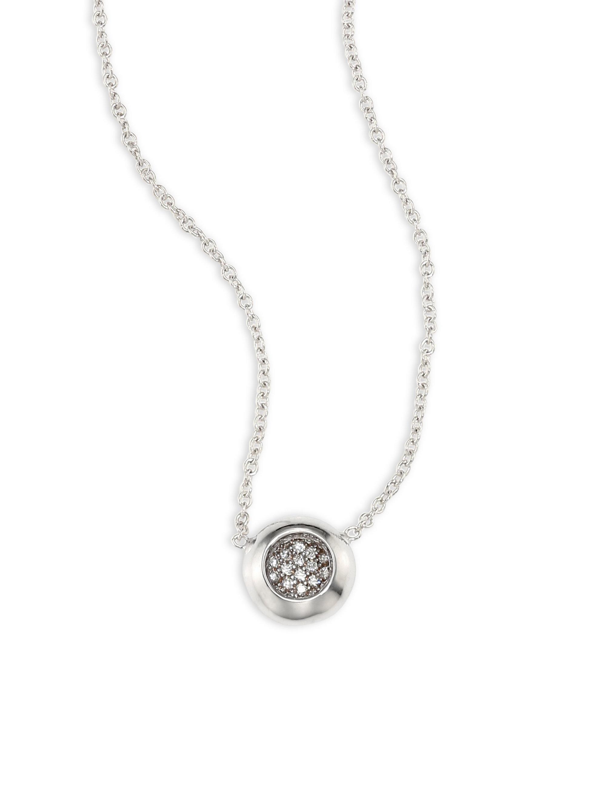 Melissa Kaye Chloe 18-karat Gold Necklace CYtBTdQaq