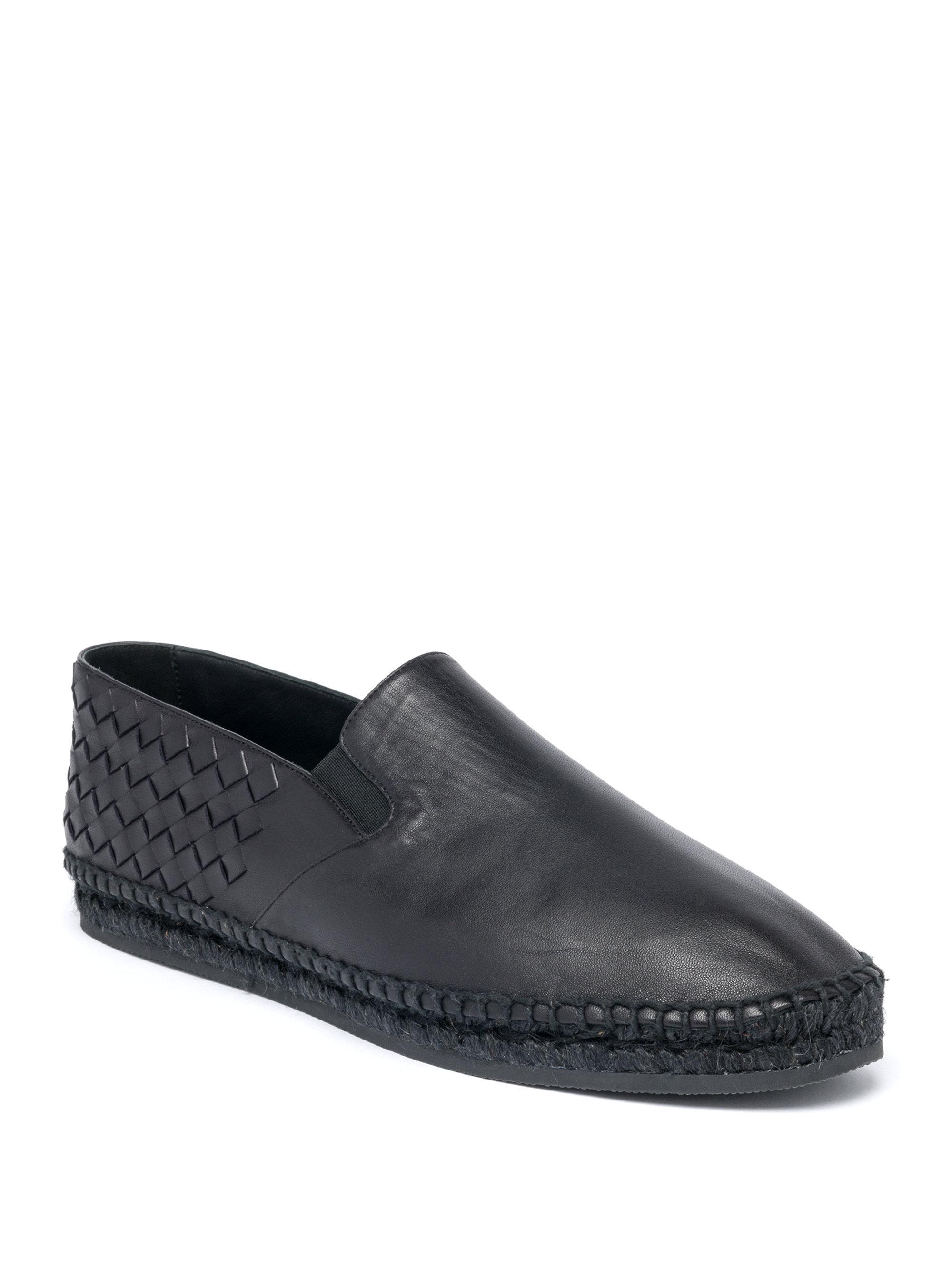 Intrecciato panel loafers - Black Bottega Veneta QmHz2OzDf9