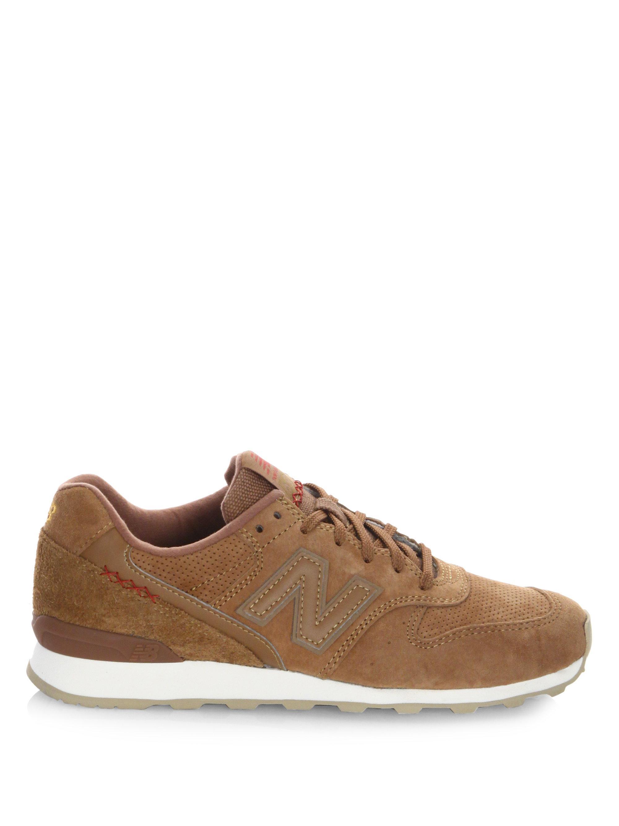 new balance 696 cinnamon