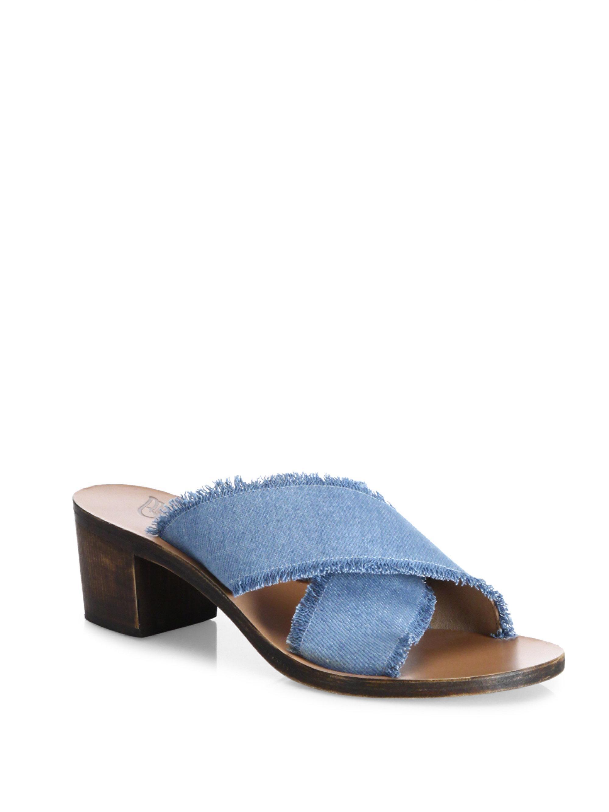 Blue Denim Thais Sandals Ancient Greek Sandals iwZm7