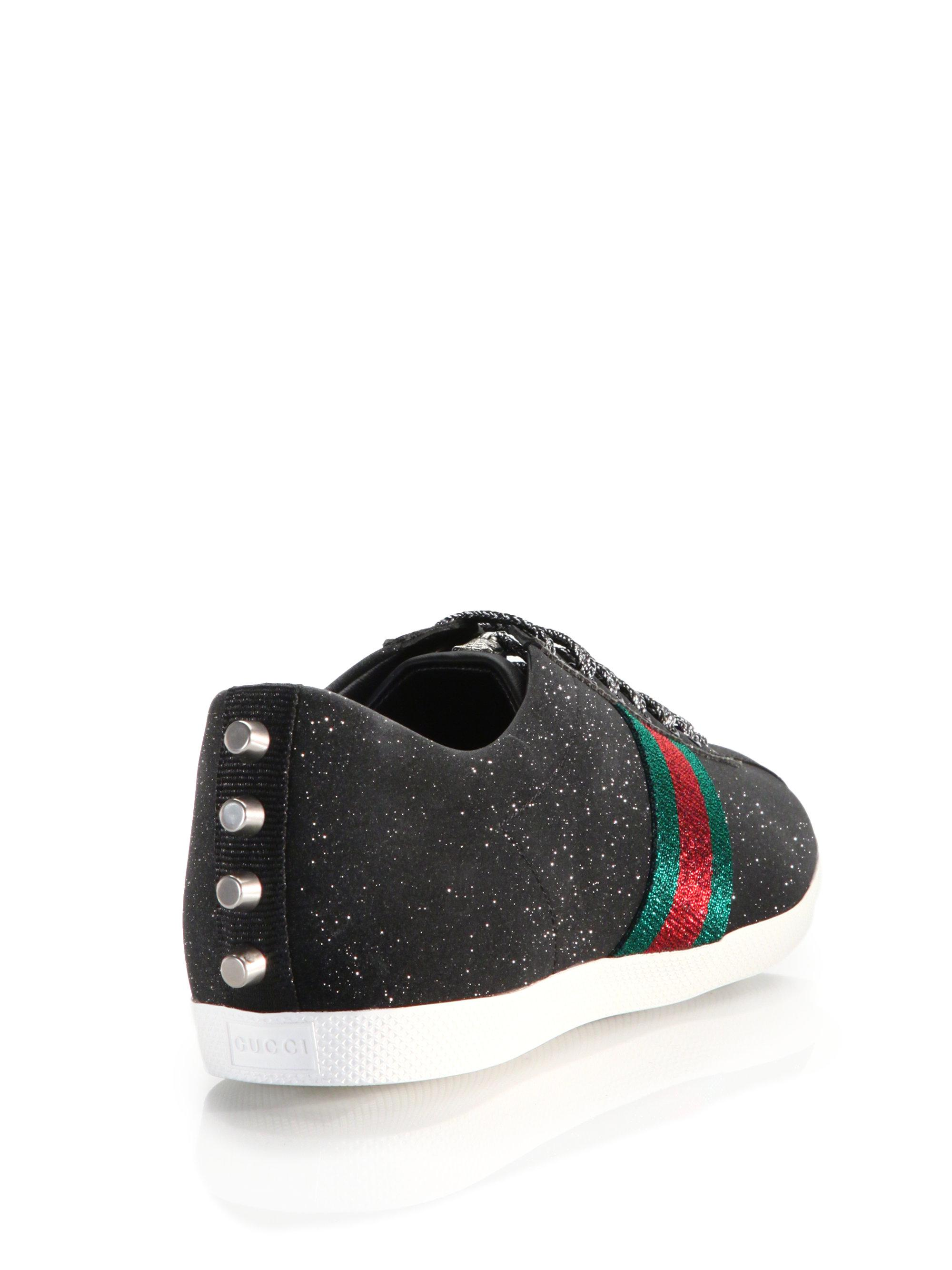 gucci sparkle sneakers,Free Shipping