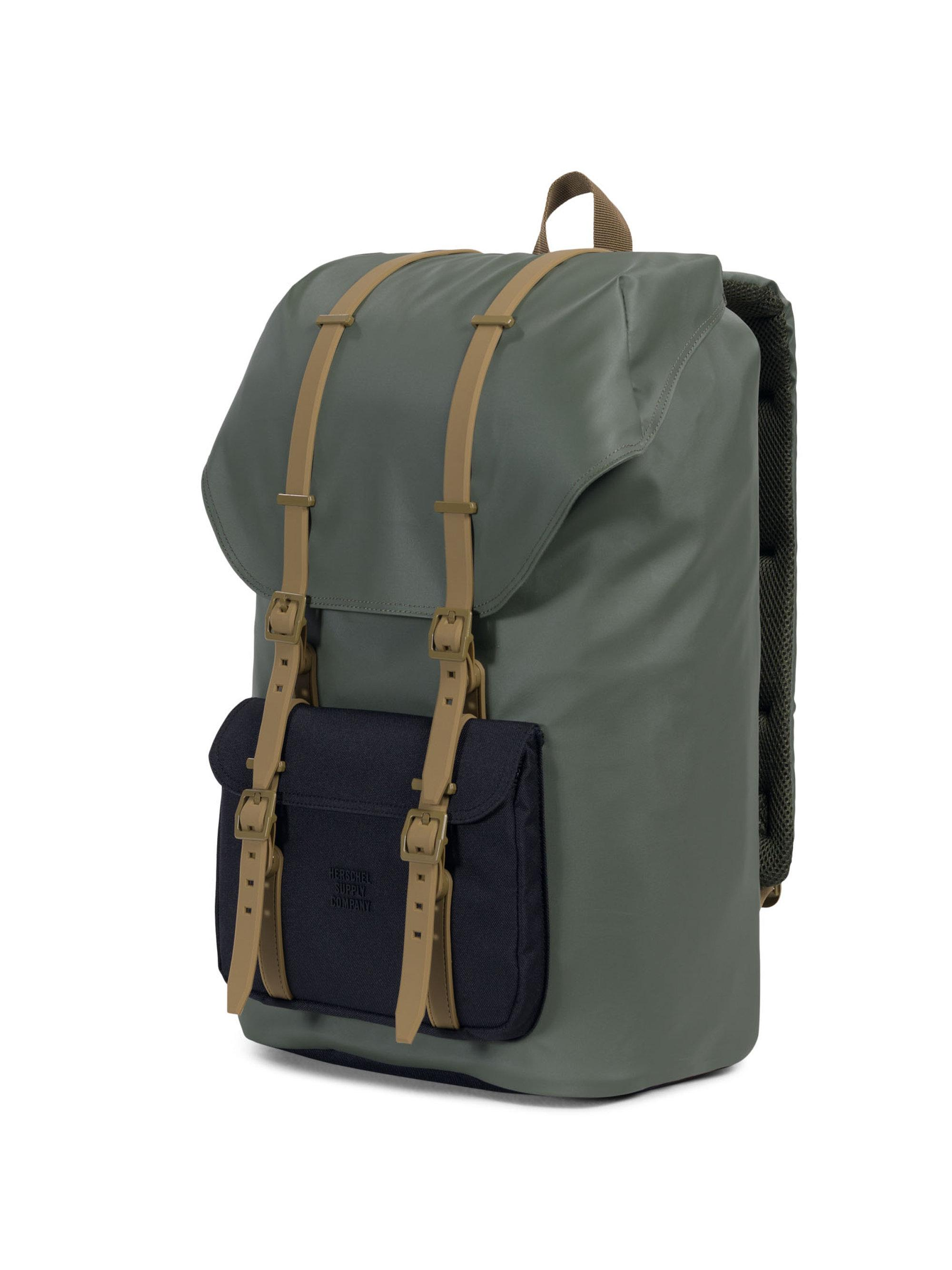 9c52331cacfb Lyst Herschel Supply Co Little America Backpack In Gray For Men
