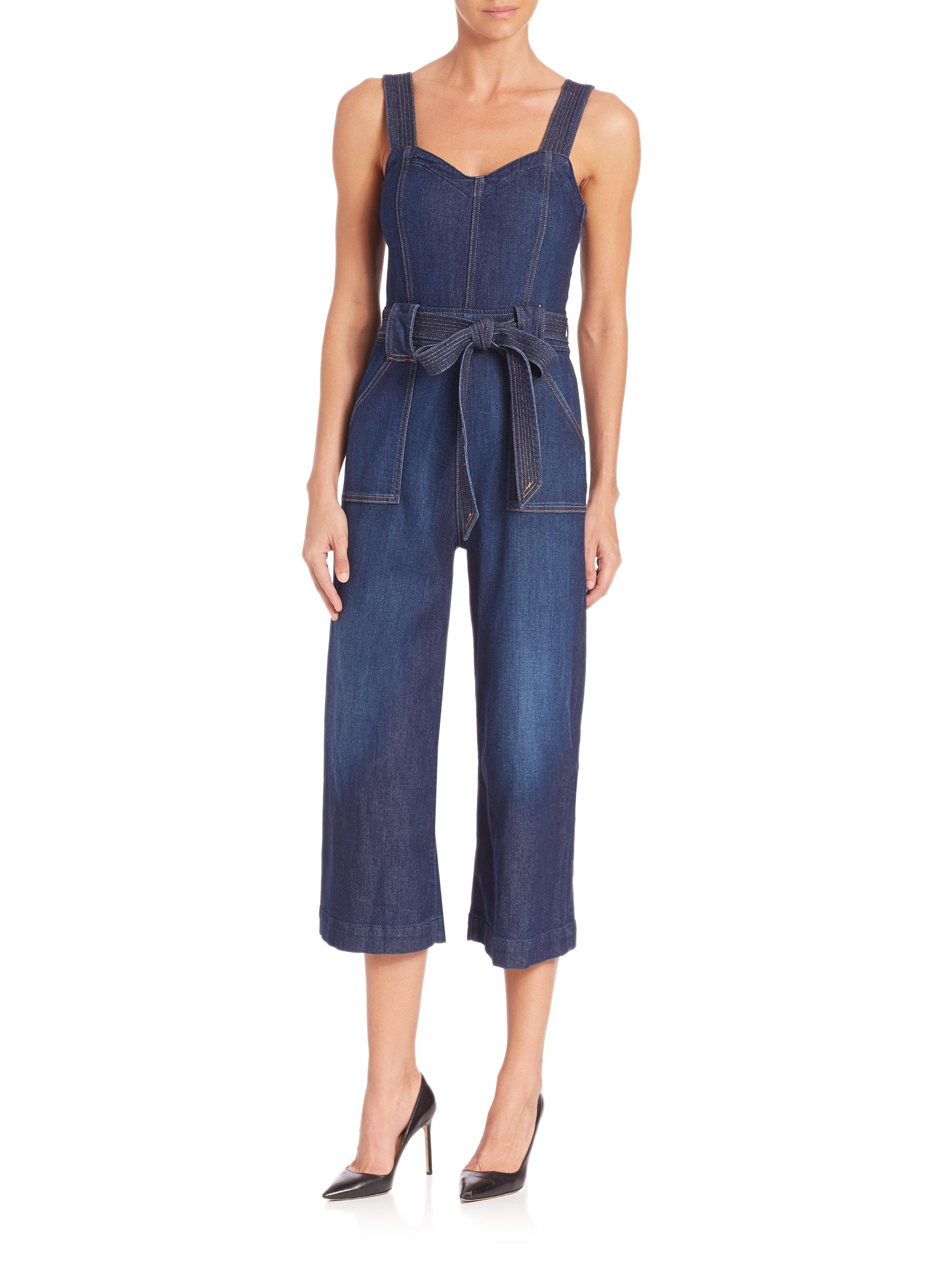 DUNGAREES - Jumpsuits 7 For All Mankind Quality From China Wholesale For Sale Online Store RqkMrc
