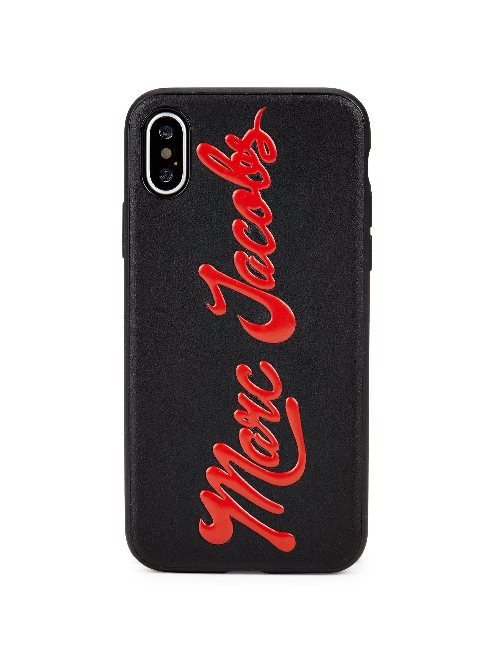marc jacobs iphone x case