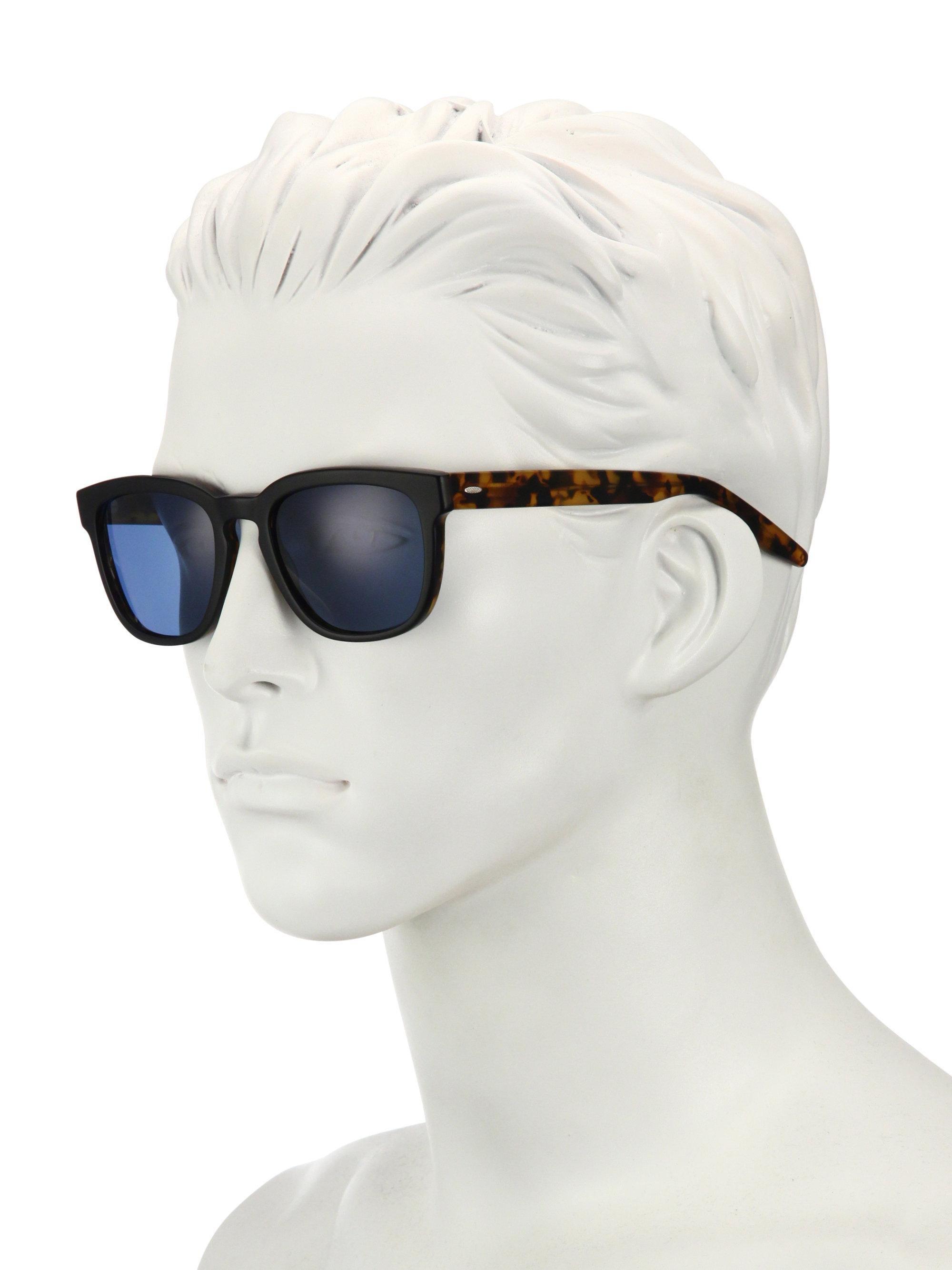 86c86551c8f Barton Perreira - Multicolor Coltrane 54mm Square Sunglasses for Men -  Lyst. View fullscreen