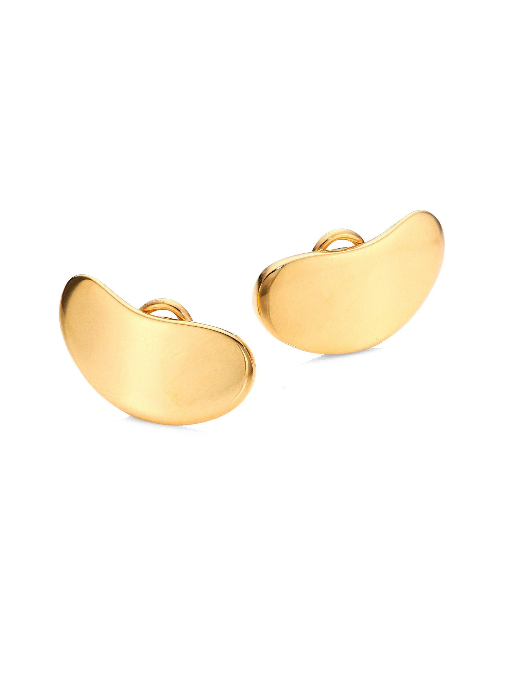 Charlotte Chesnais Nues clip earrings - Metallic xBtmF8QMgm