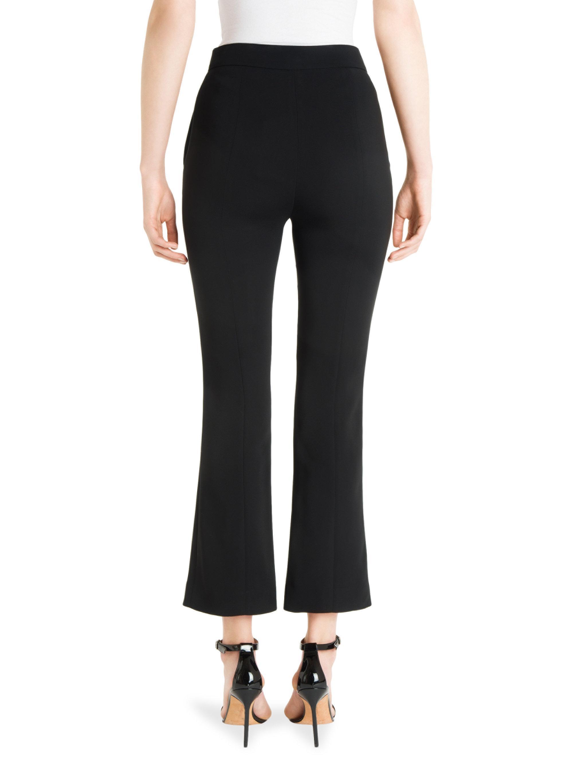 Cropped stretch wool pants Emilio Pucci vvMeawJ1