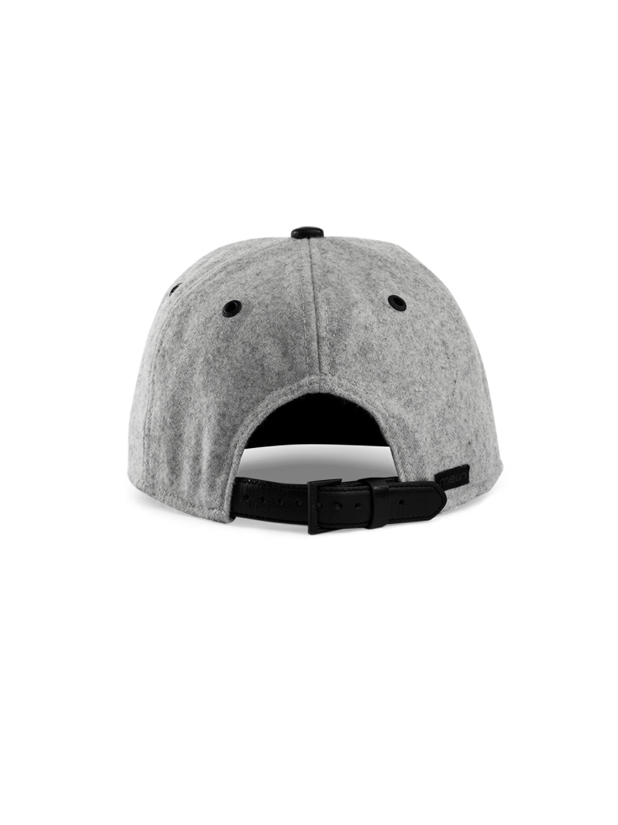 new arrivals 95a8a 1aa0b ... sale melin mini bar deluxe cap in gray for men lyst 4781b 27b26