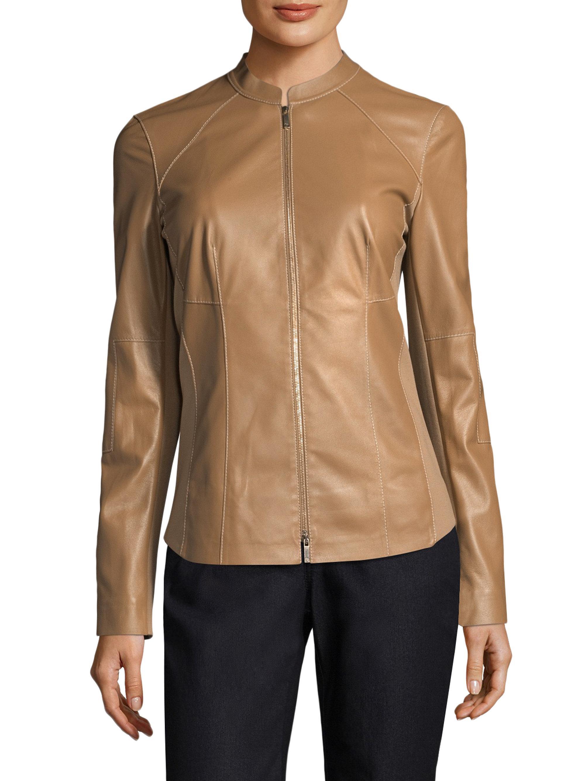 Lafayette leather jacket