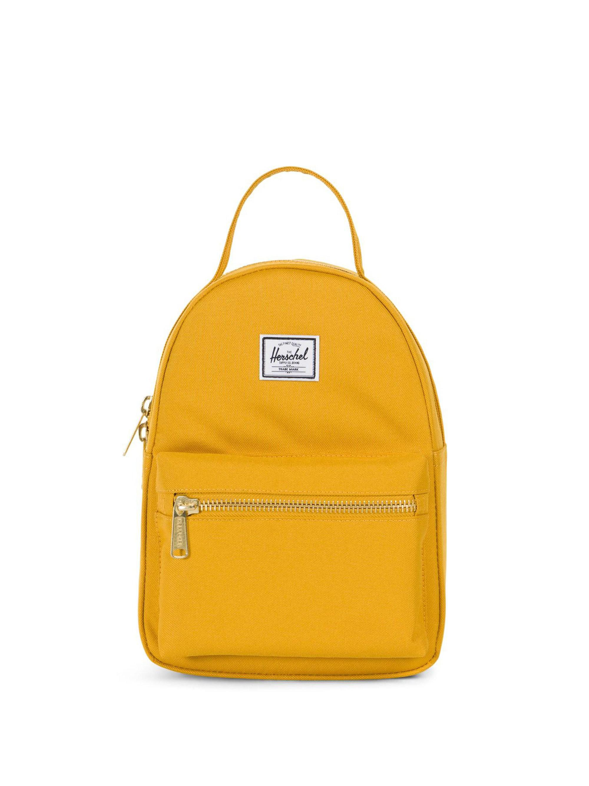 d61affcca90 Herschel Supply Co. Nova Mini Backpack in Yellow for Men - Save ...