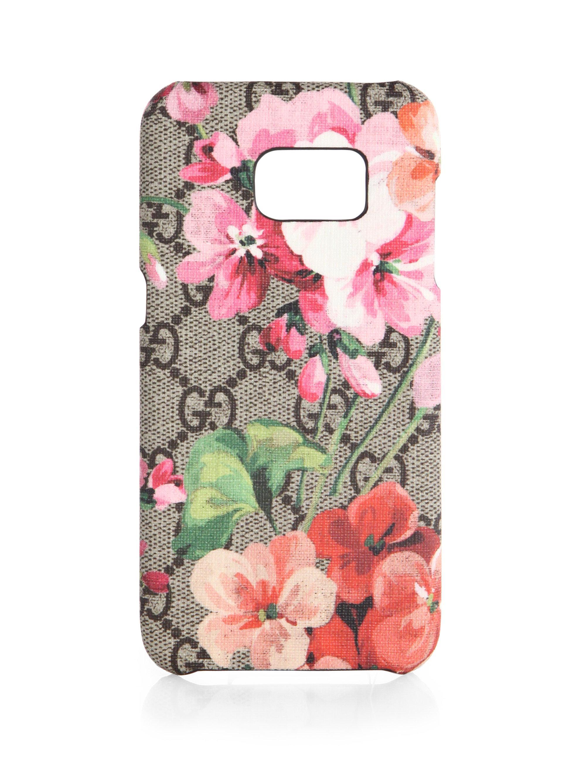 the latest 4fc03 d89e7 Gucci Multicolor Gg Blooms Samsung S7 Case