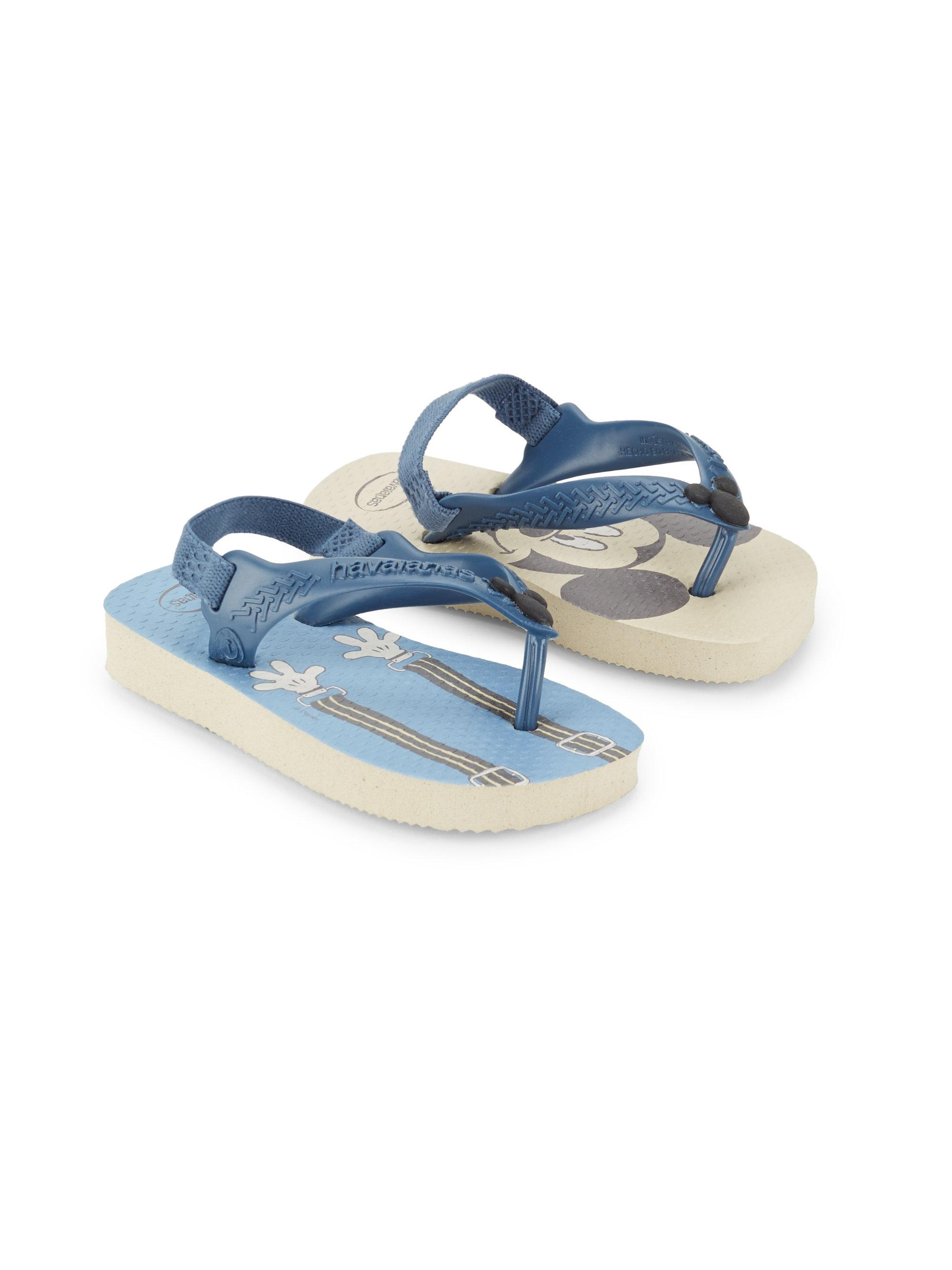 22af1fabceb20 Havaianas Baby s Disney Sandals in Natural - Lyst