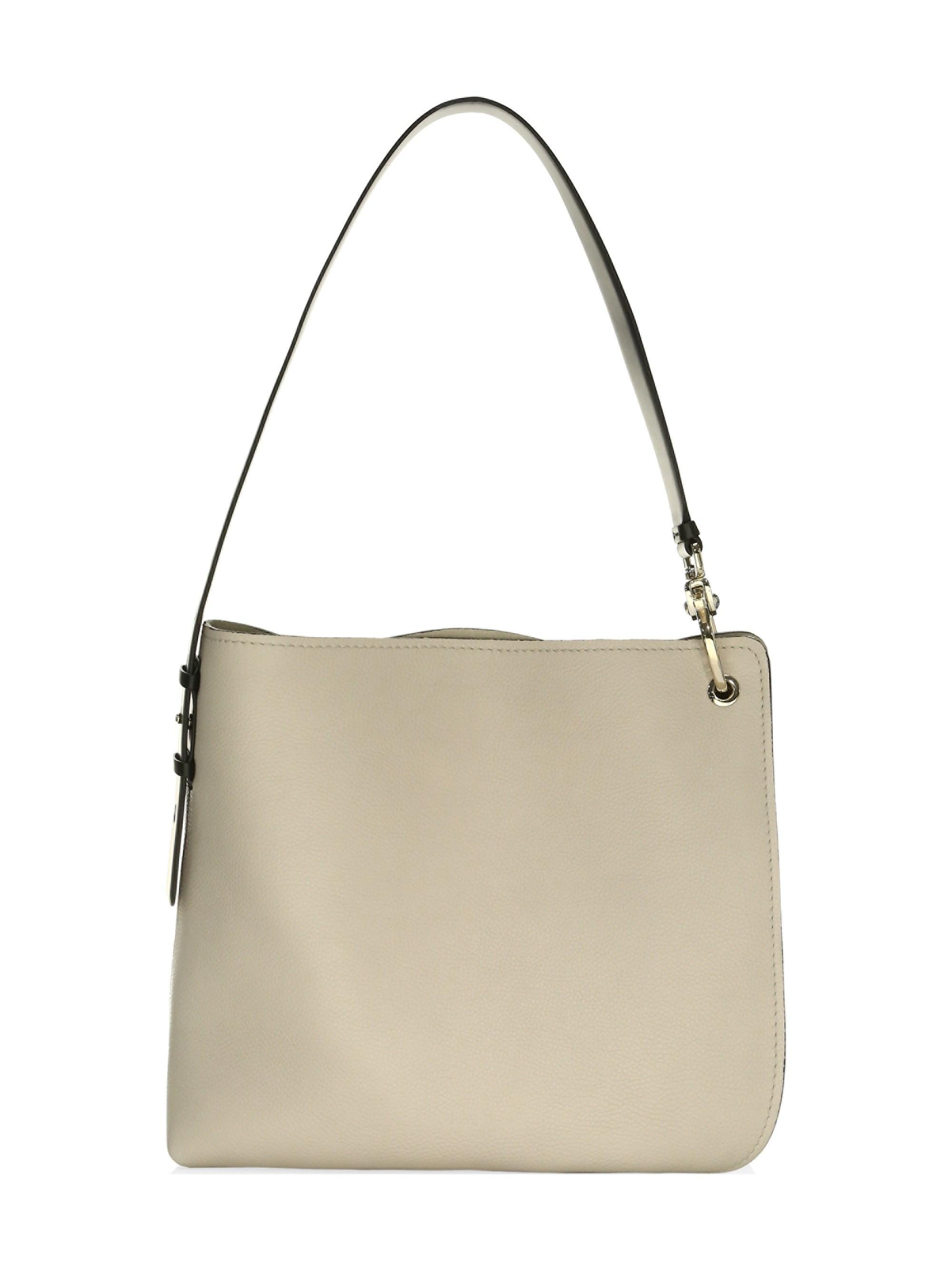 45693aa9ac0b Ferragamo. Women s Medium Minerva Leather Hobo Bag