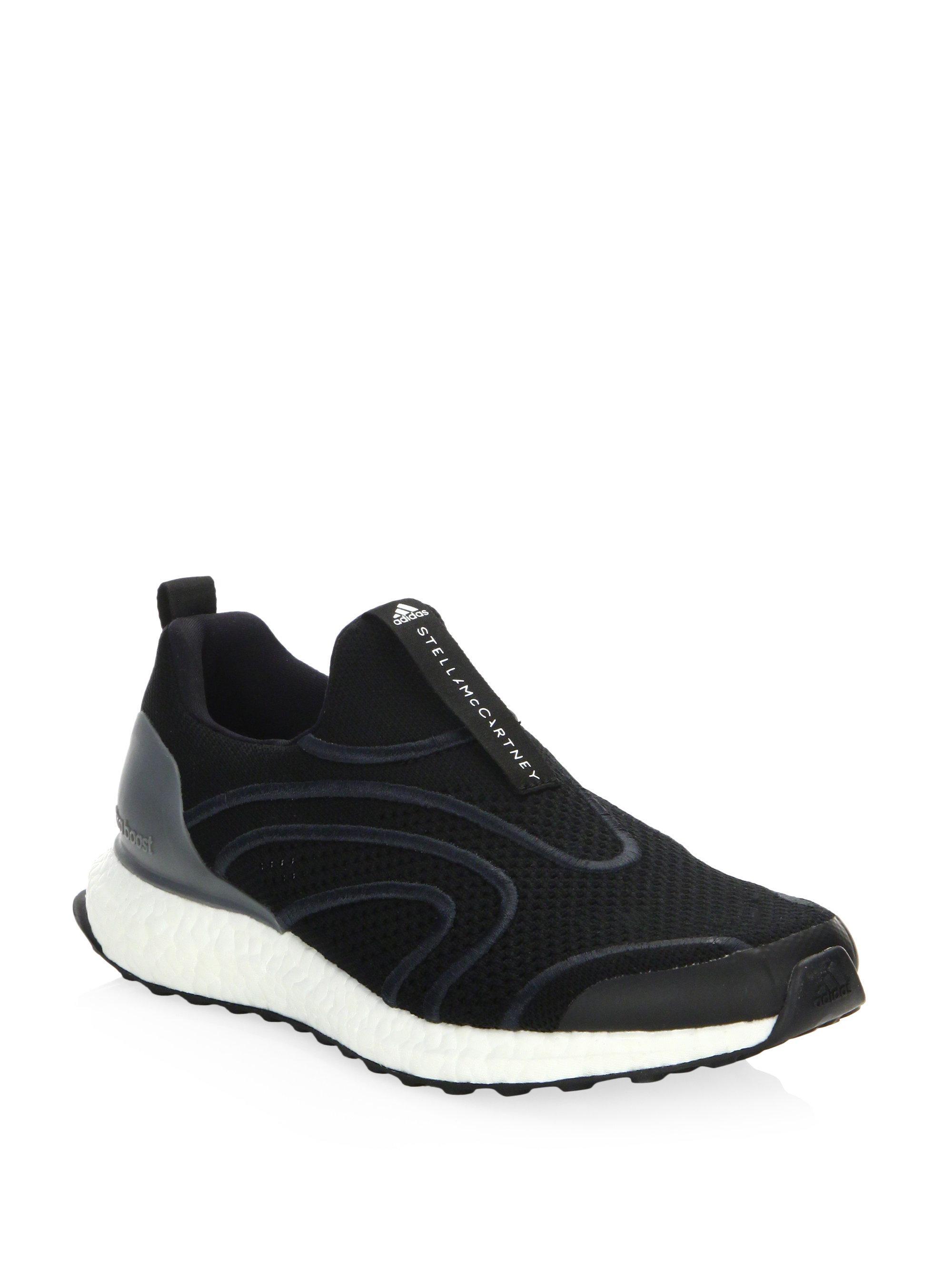 Stella Mccartney Ultraboost Uncaged Womens Sneakers Black
