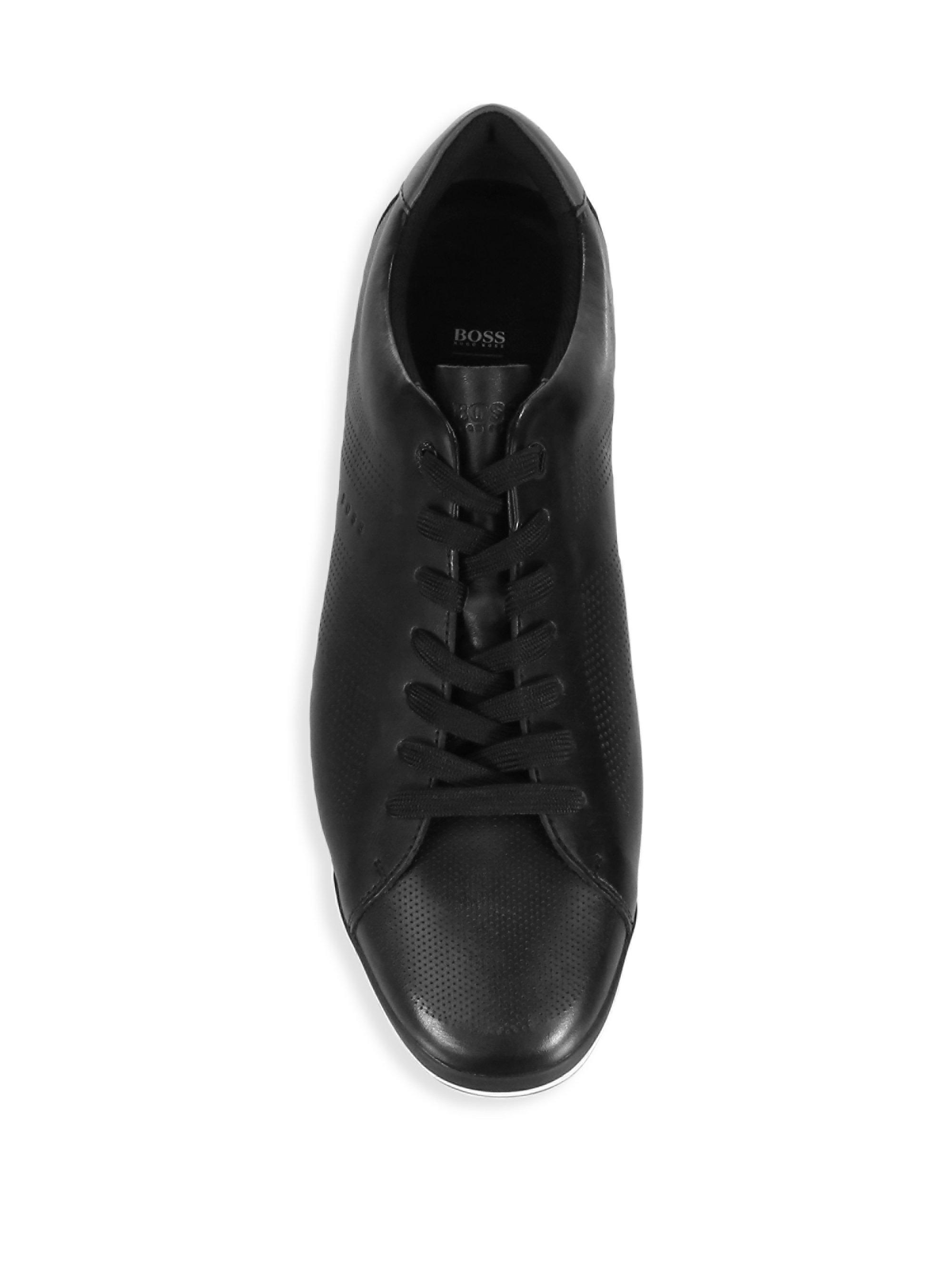 SATURN - Sneaker low - black Rabatt Niedriger Versand Billig Zum Verkauf Auslass 100% Original Auslass Nicekicks LAa02