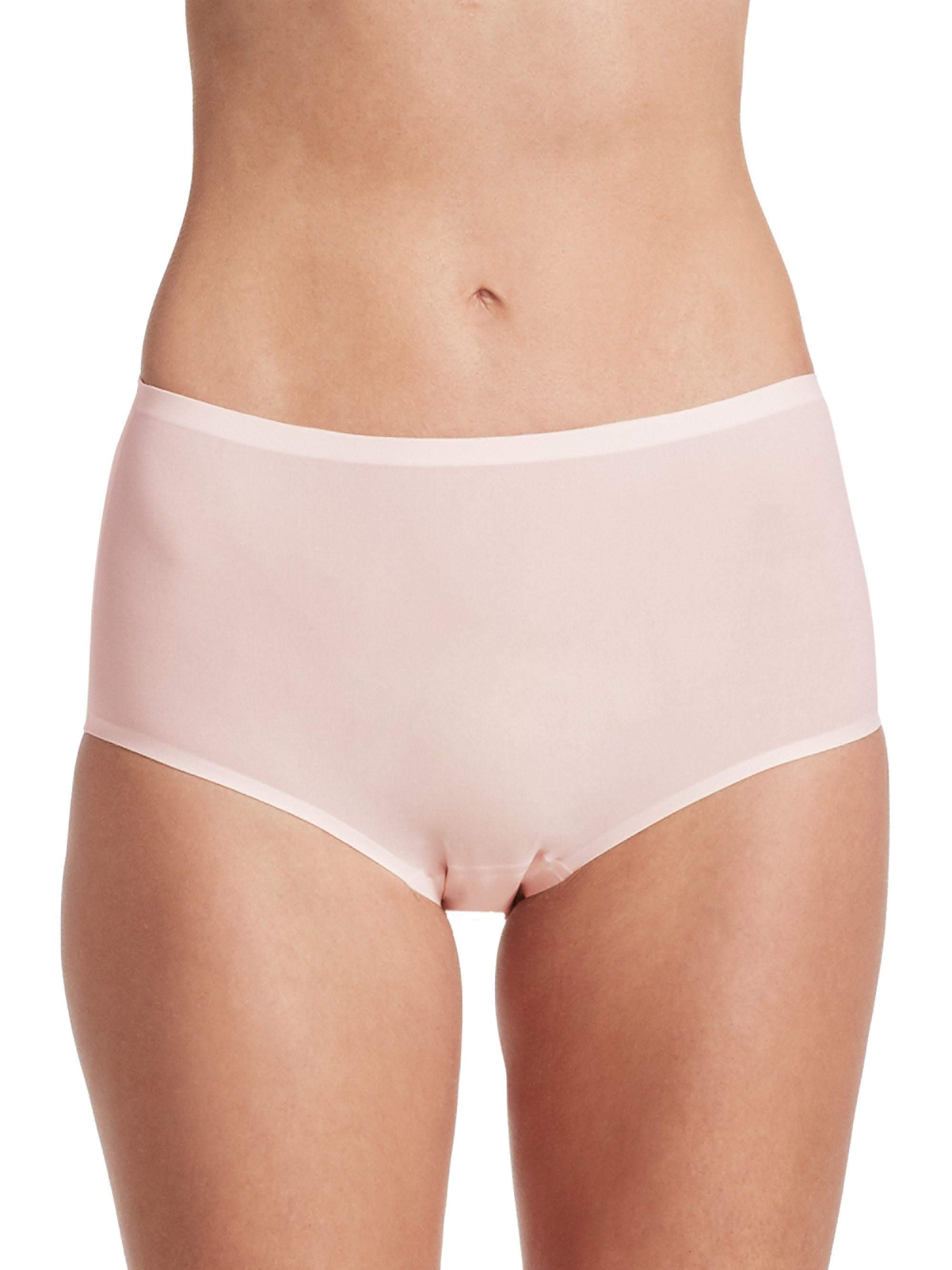 78590af19d83 Chantelle. Brown Women's Soft Stretch One Size Seamless High-rise Briefs -  Blushing Pink