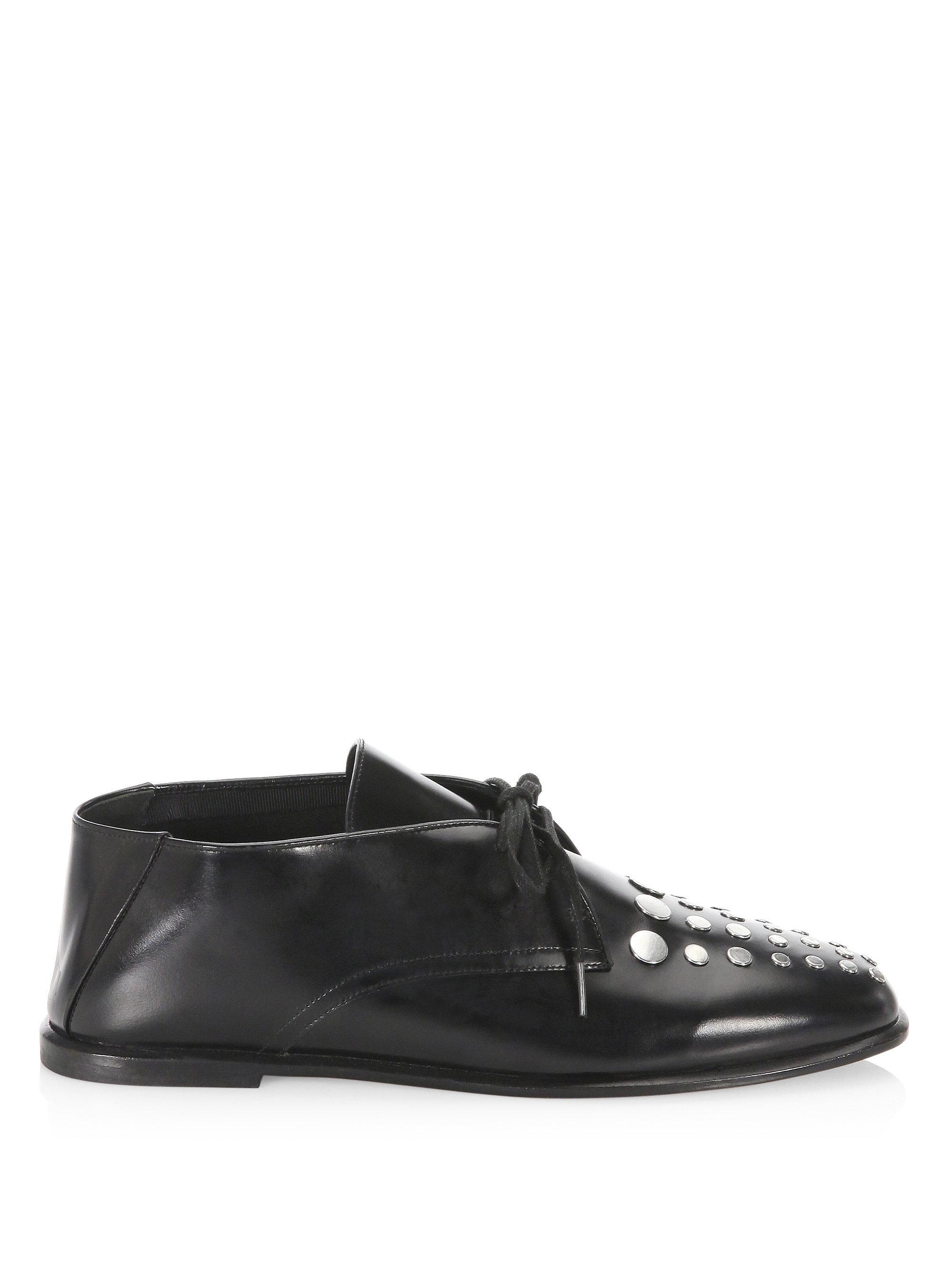 Alexander Wang Camy Leather Derbys